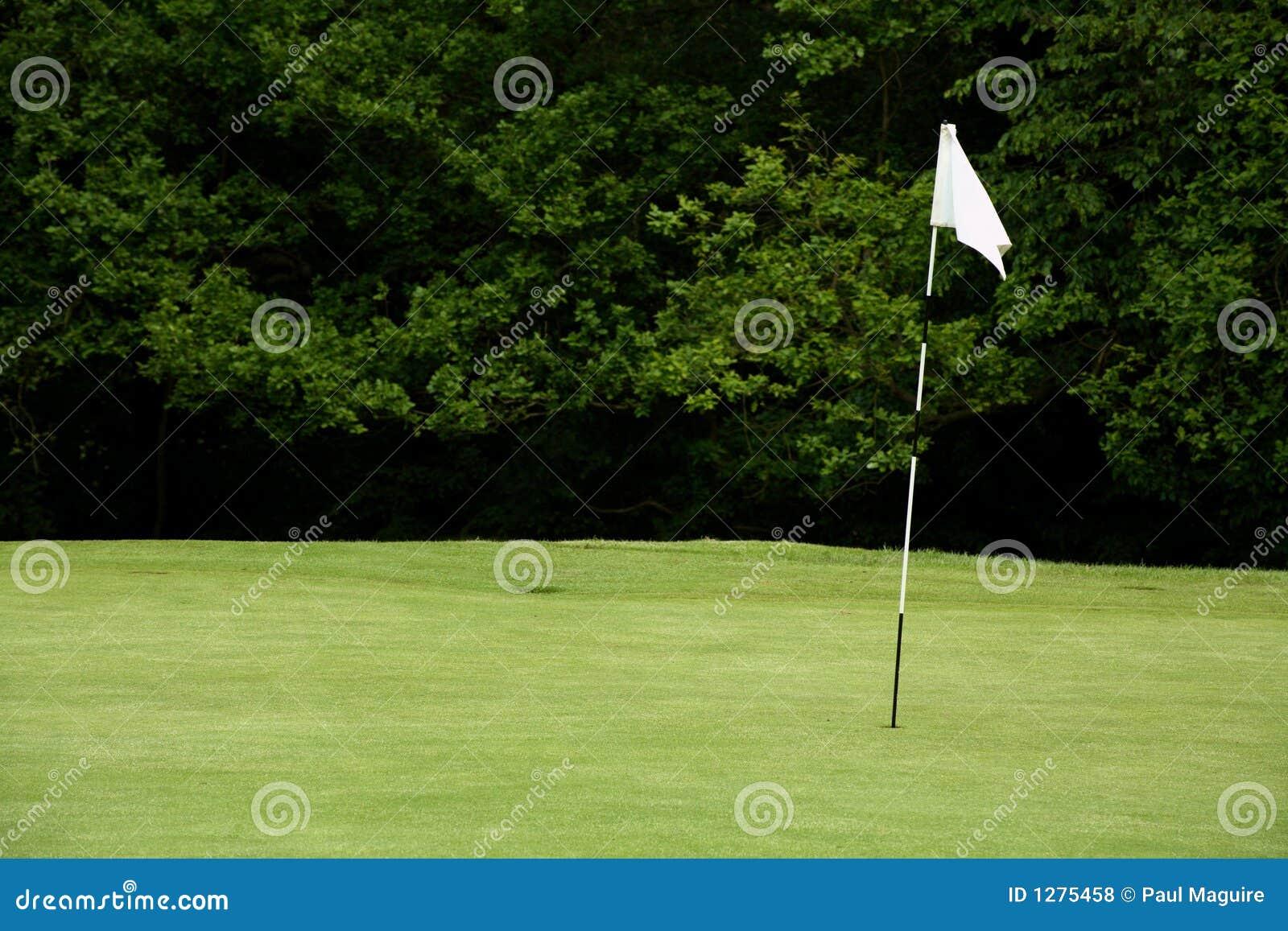Flagpole di golf