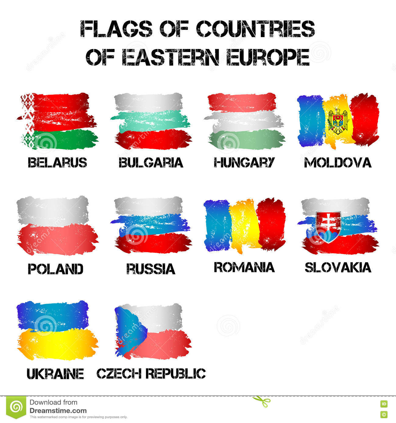 Is russia considered an eastern european country?