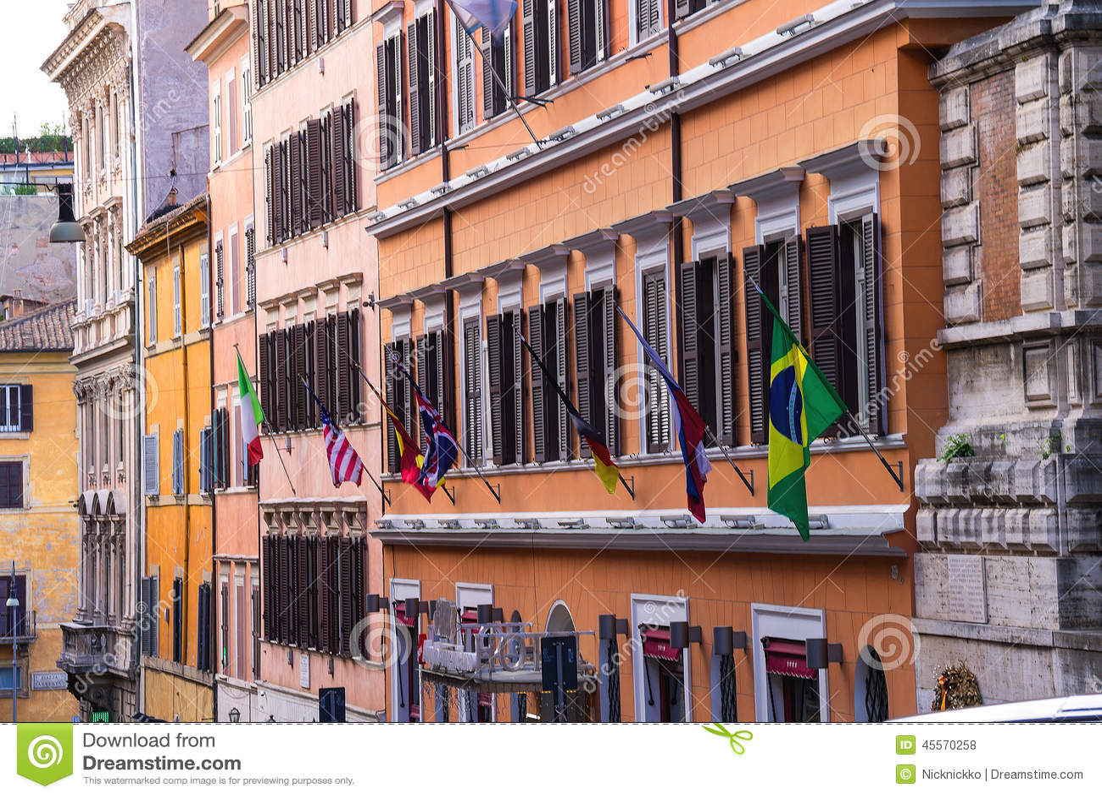 Hotel Angloamericano Roma