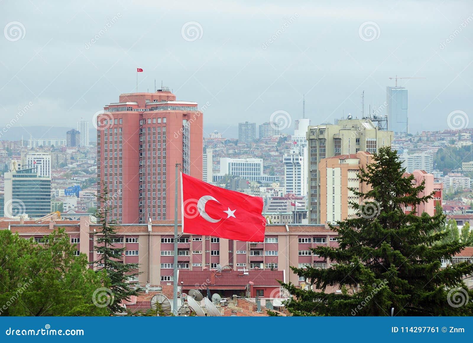 Ankara. Capital of Turkey