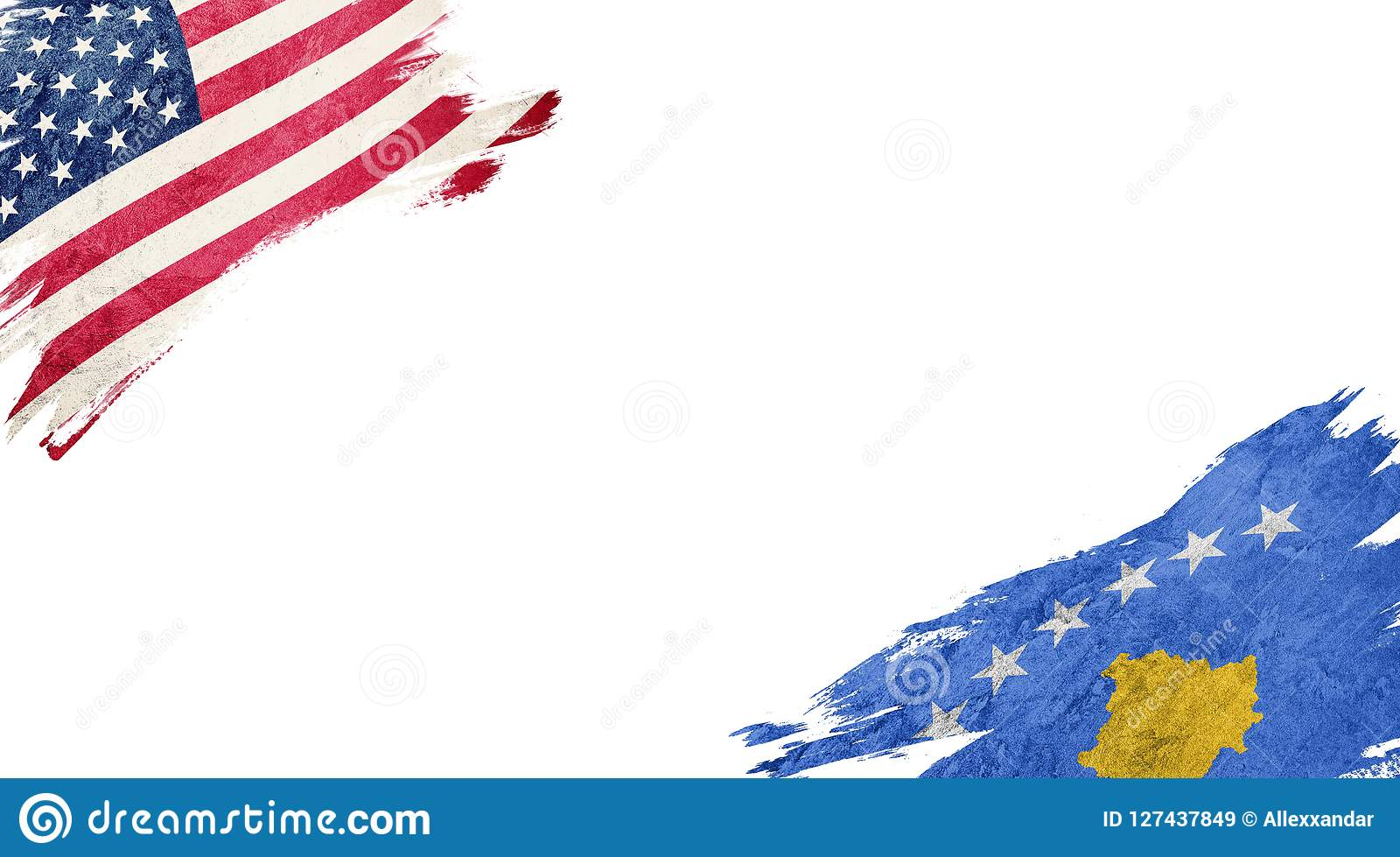 Flags Of USA And Kosovo On White Background Stock Illustration ... on antigua and barbuda on the map, central african republic on the map, the persian gulf on the map, sao tome and principe on the map, ukrain on the map, kiribati on the map, the pentagon on the map, west germany on the map, united arab emirates on the map, marshall islands on the map, dnieper river on the map, french polynesia on the map, isle of man on the map, southwest asia on the map, belgrade on the map, lesotho on the map, estonia on the map, eurasia on the map, belgium on the map, british virgin islands on the map,
