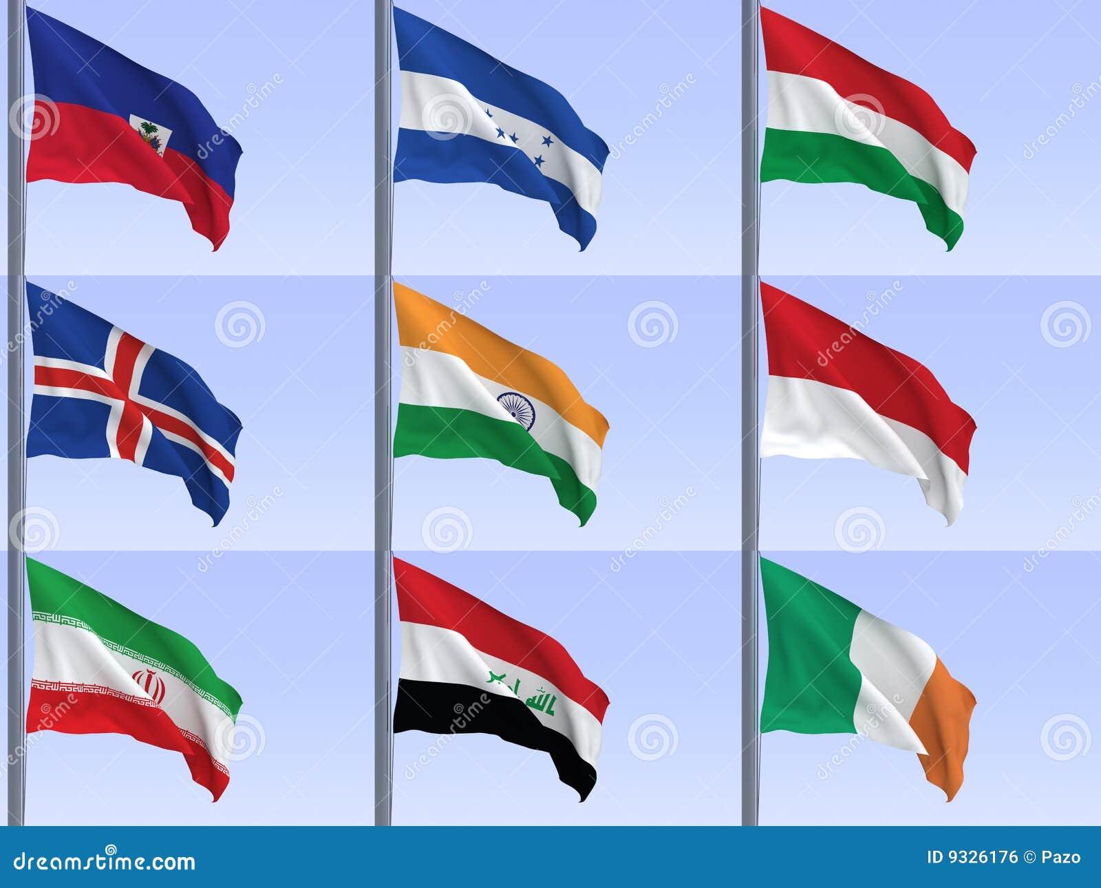 Flags vol12