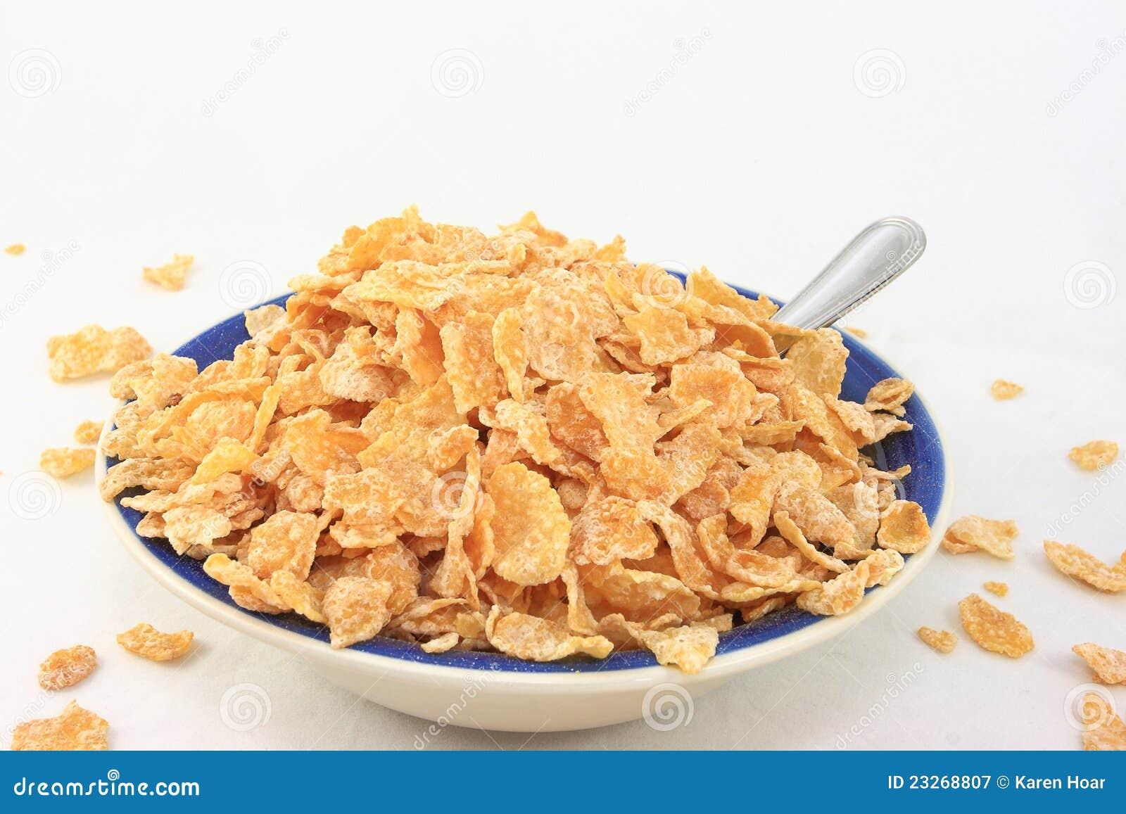 Flakes för bunkefrukostsädesslag