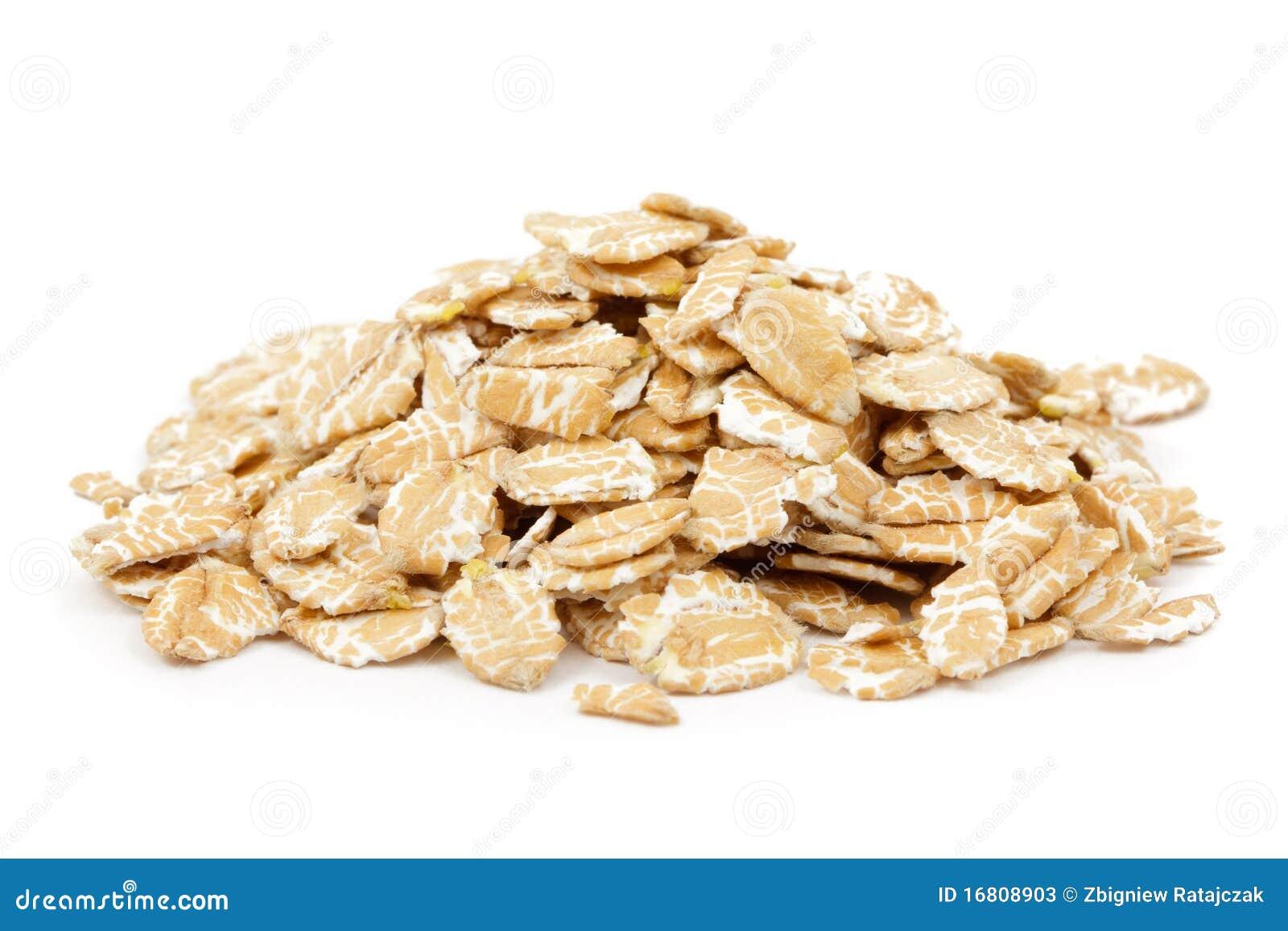 Flakes pile stavat