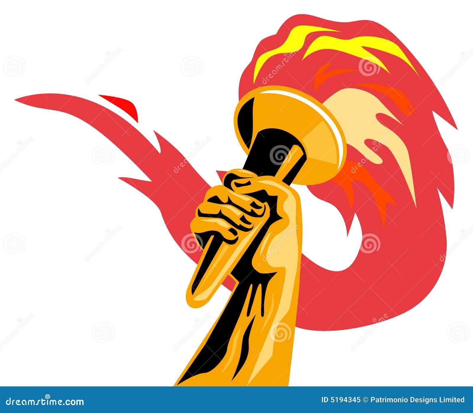 Flama olímpica
