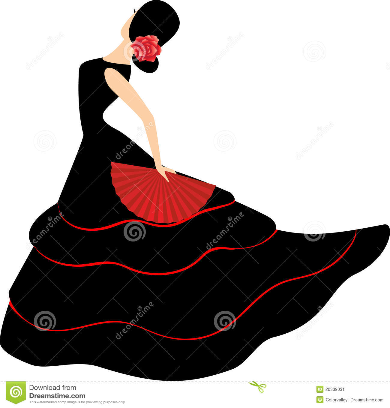 https://thumbs.dreamstime.com/z/flamenco-dancer-spanish-girl-fan-20339031.jpg