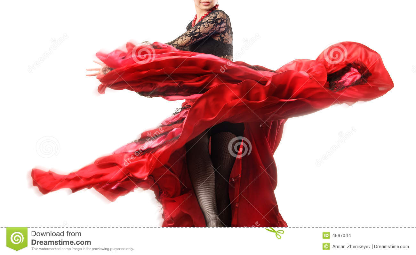 Flamenco elegante