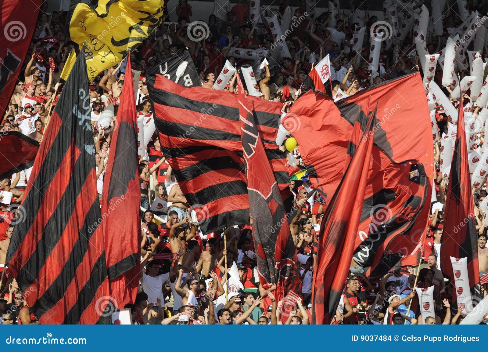 Flamengo gegen Botafogo