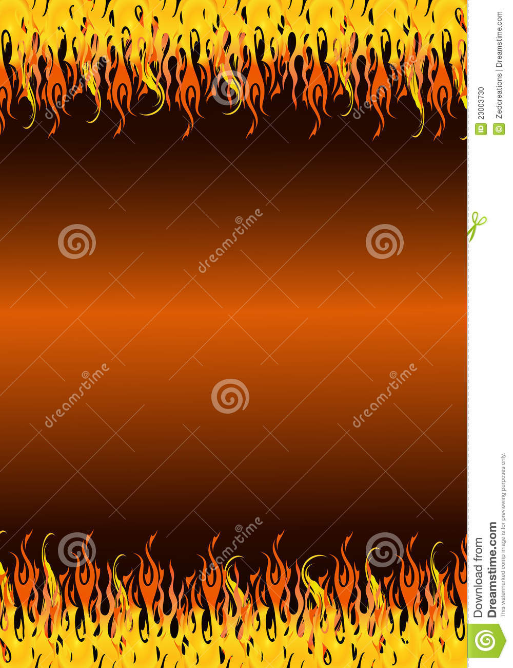 Flames Hot Border Design Jpg Pictures