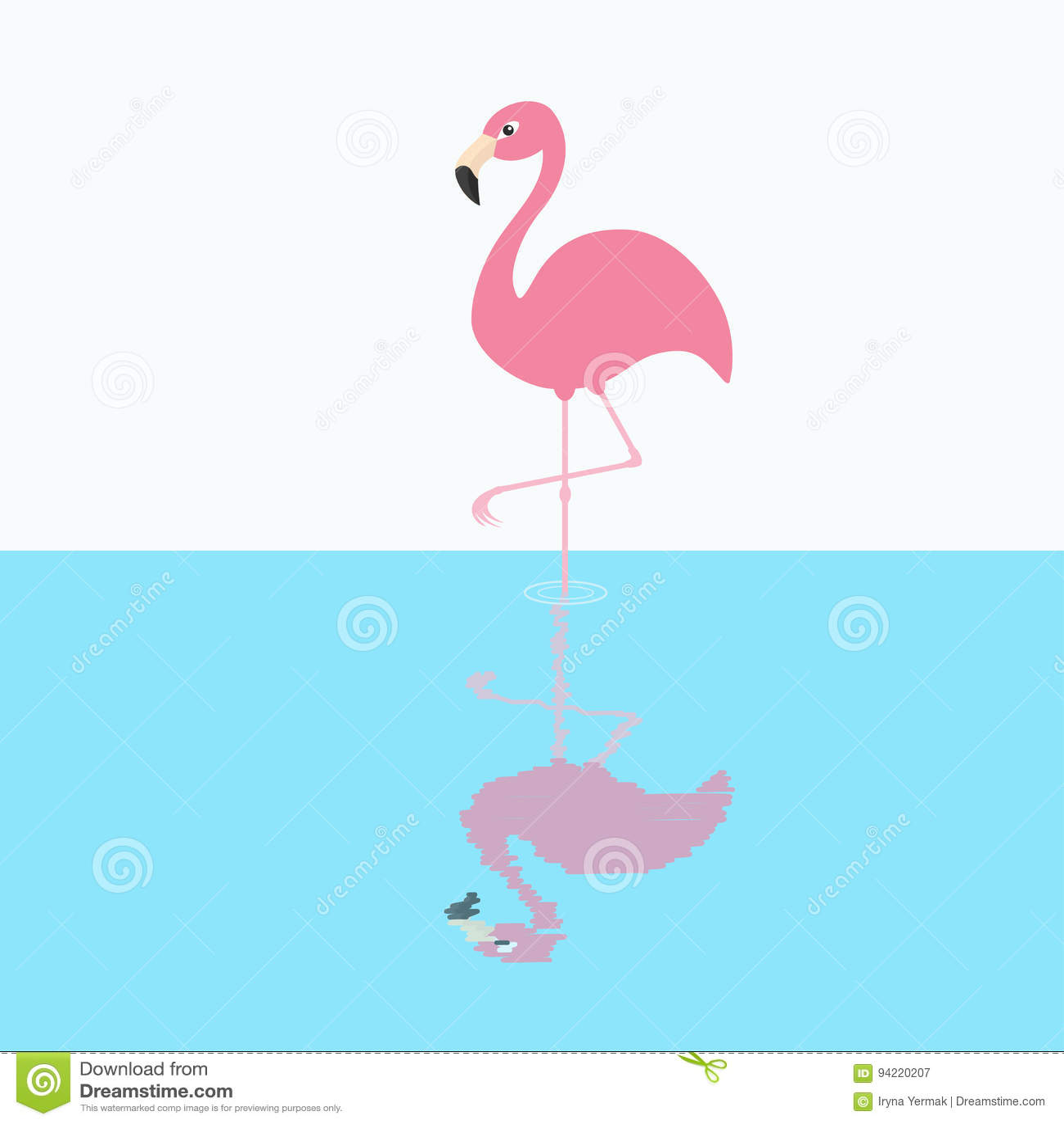 O Flamingo Está Em Extinção Flamingo Cor-de-rosa Q...