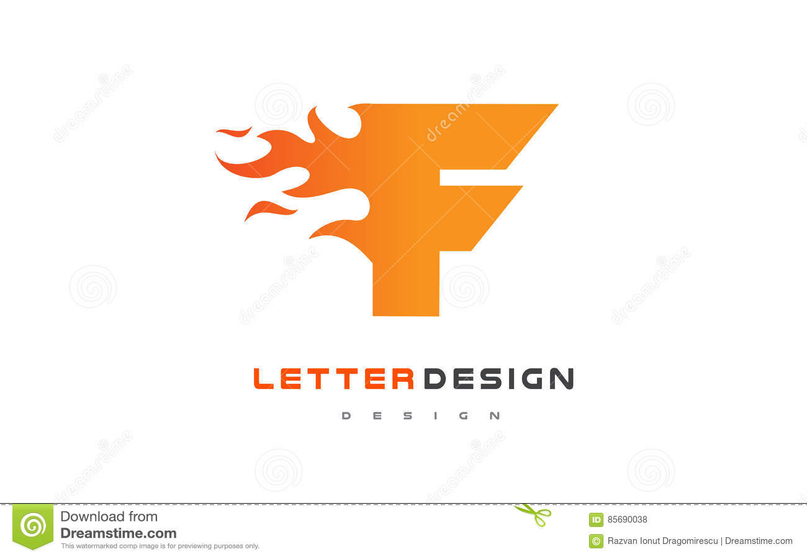 Font that looks like fire 11