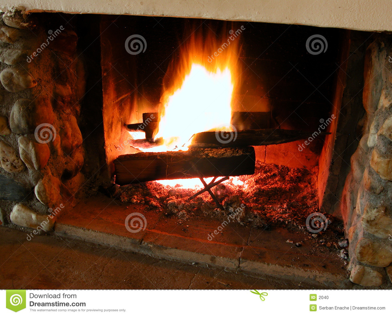Flammes brûlantes 2