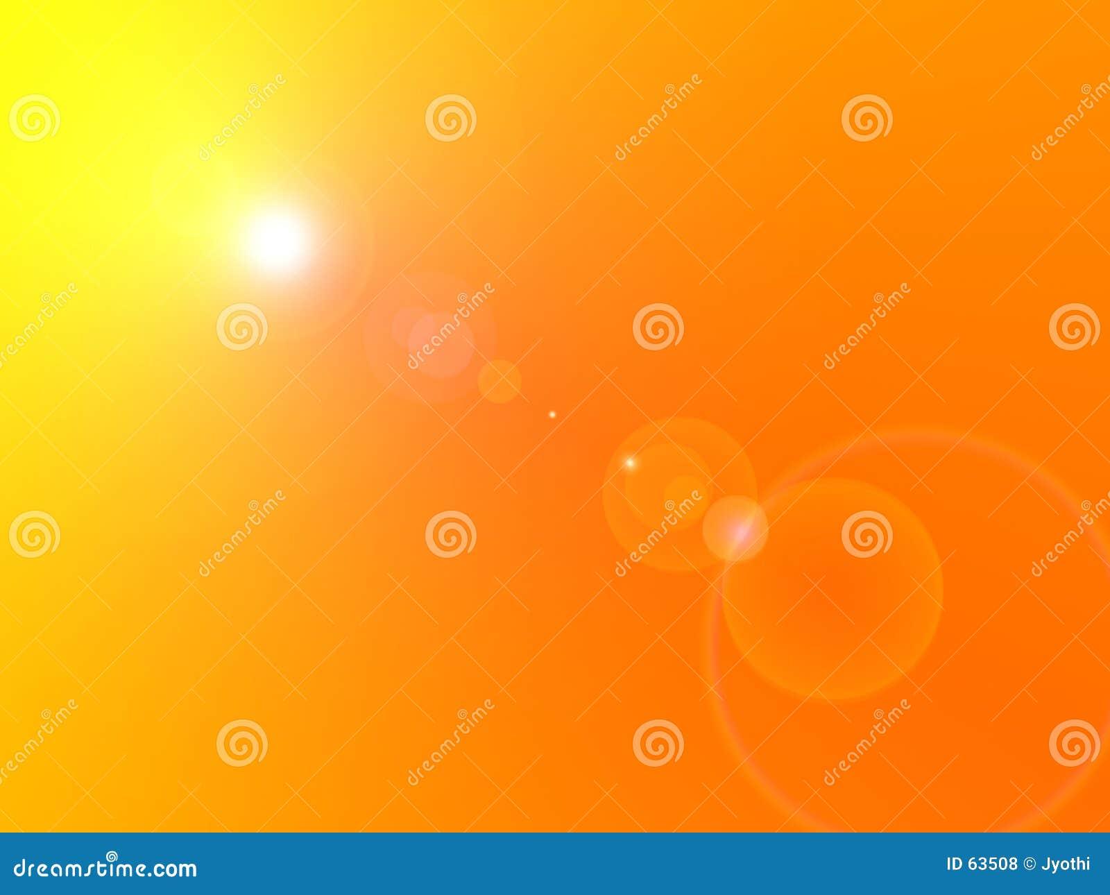 Flary słońce