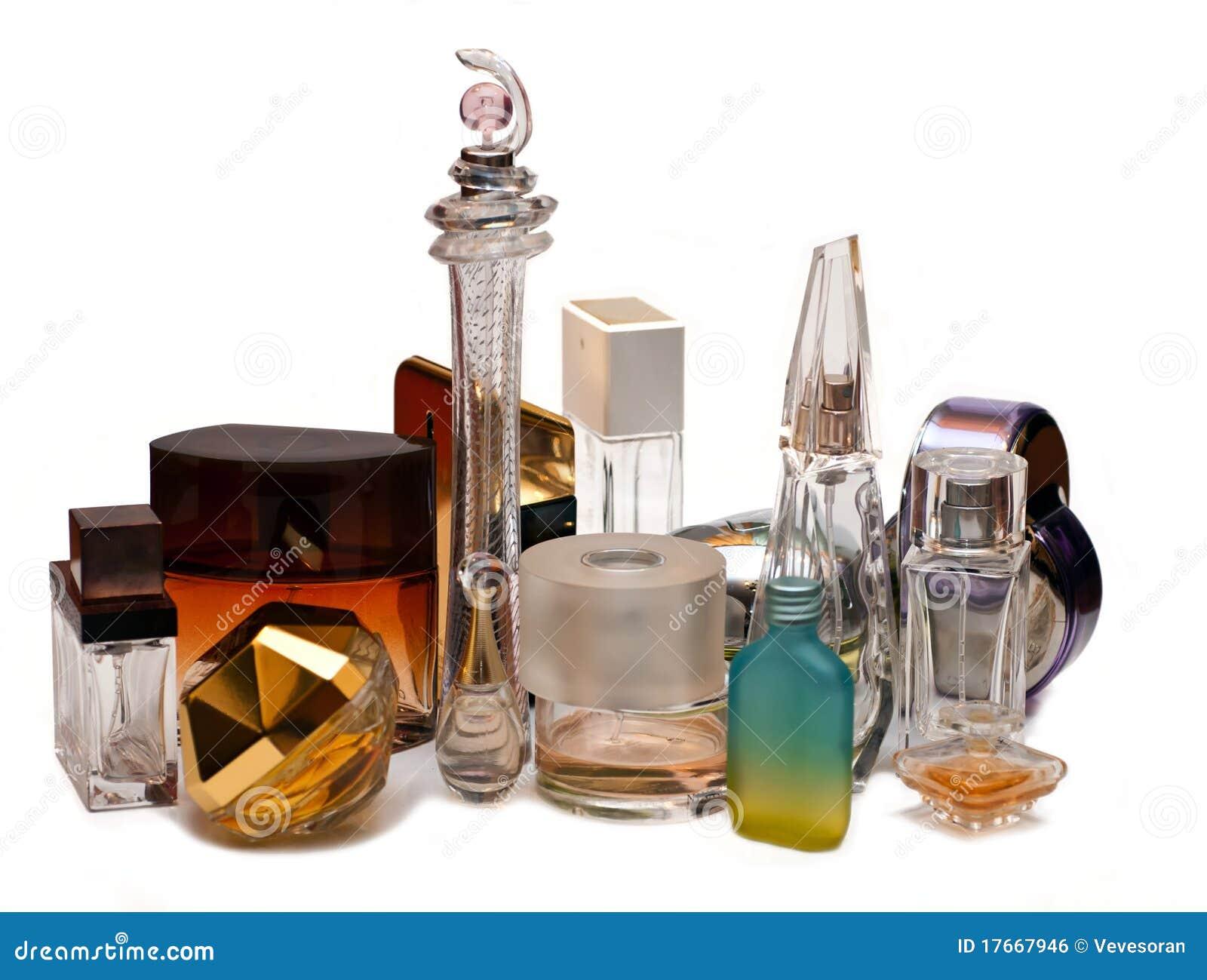 Flaschen Duftstoff