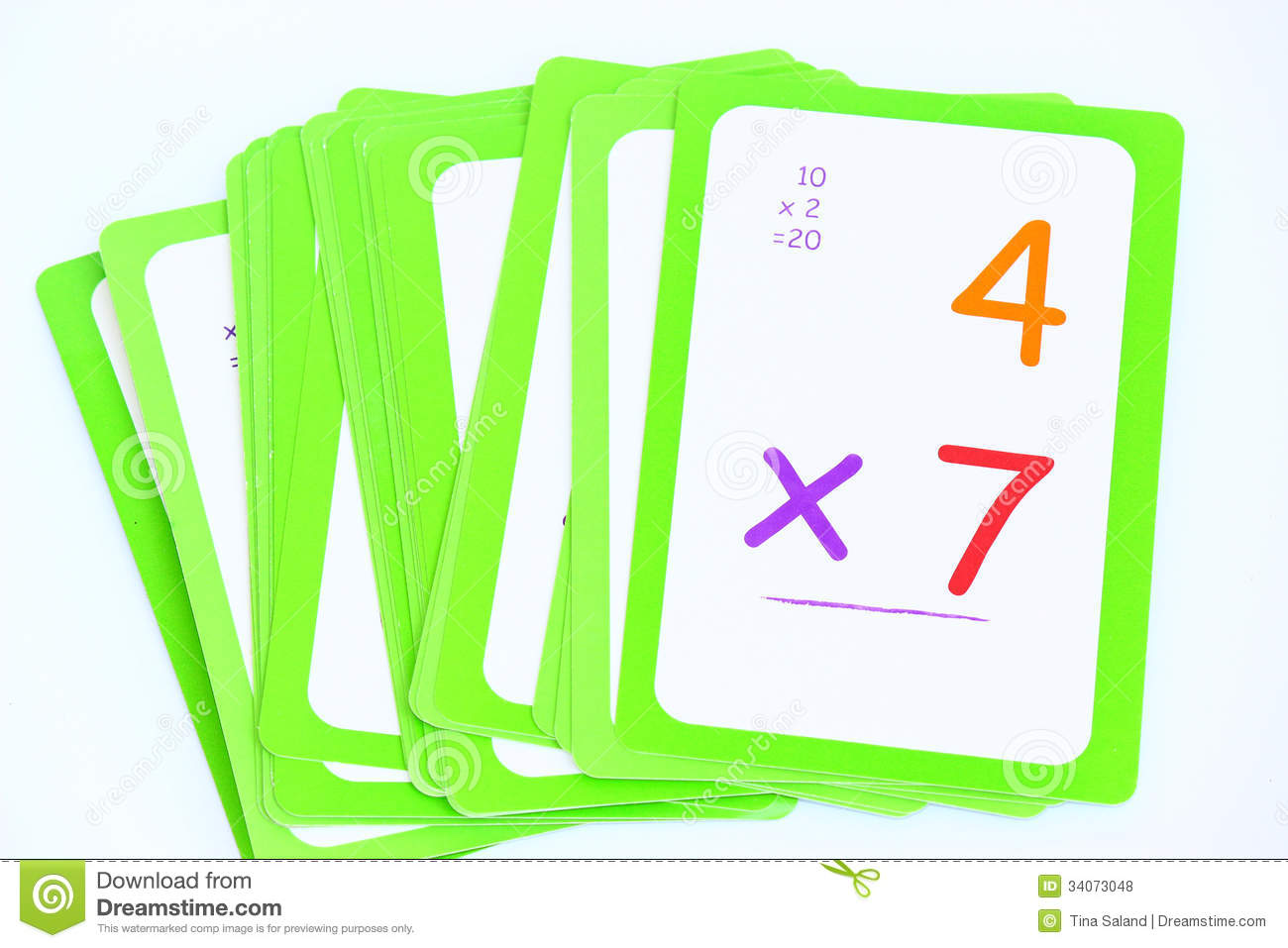 Worksheet Multiplication Flashcards flash cards royalty free stock photos image 34073048 cards