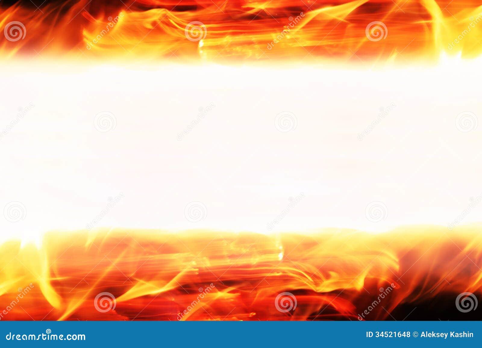 Flash fire stock illustration  Illustration of explosion
