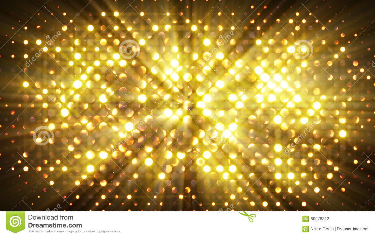 Flash lights disco wall abstract background