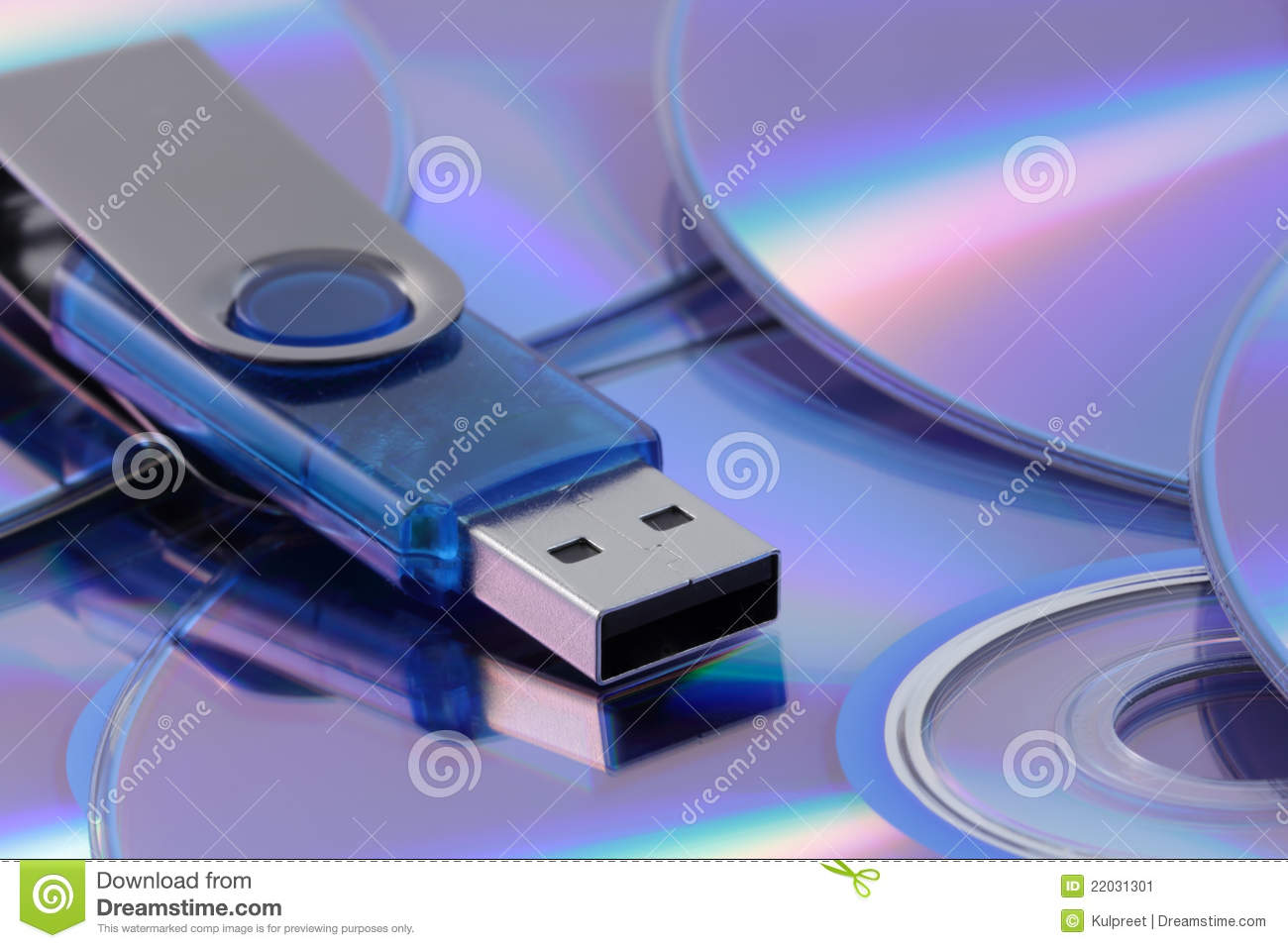 how to download a cd to a flash drive