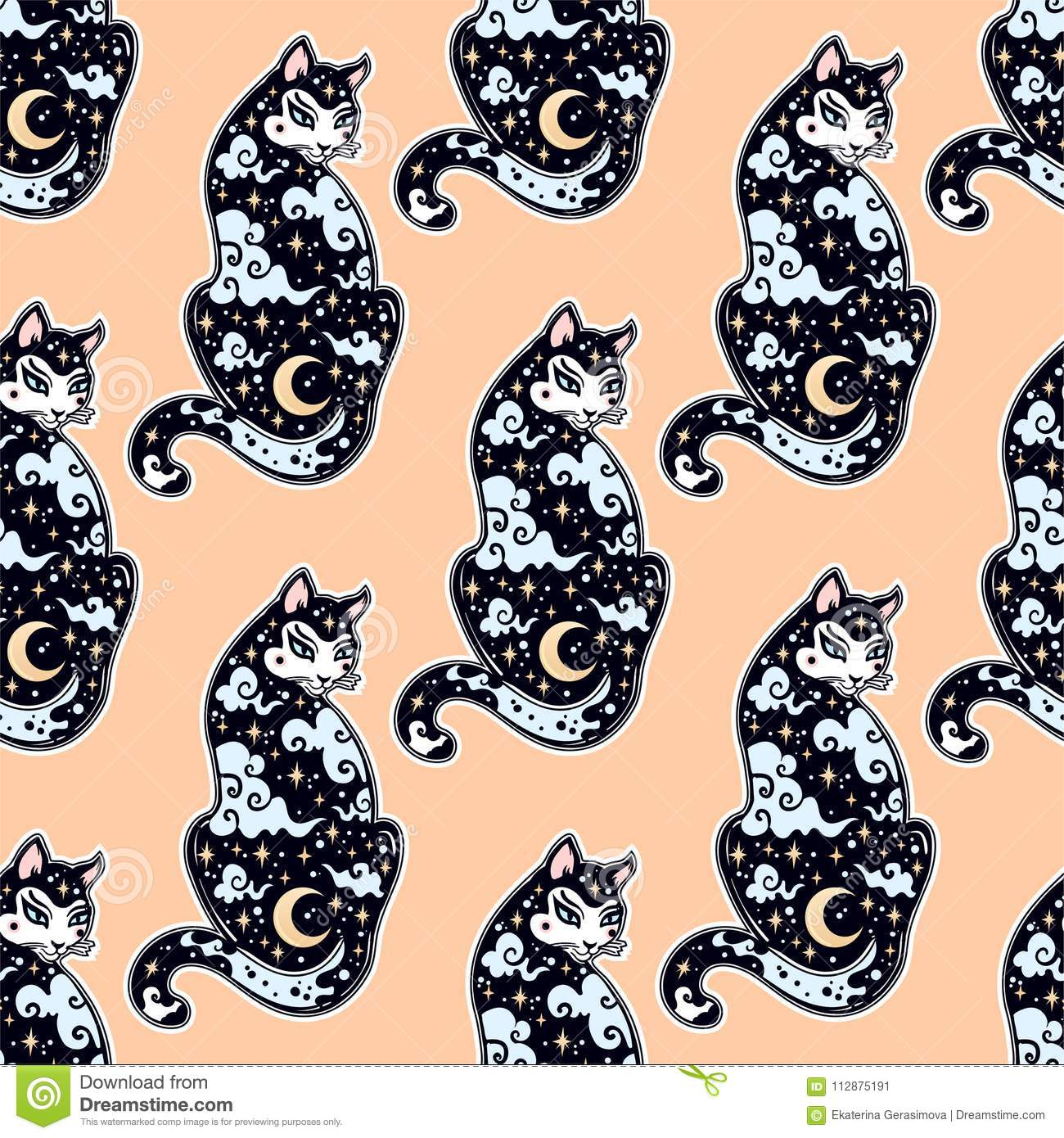 585f6ef2c7b flash-style-japanese-cat-moon-sky-oriental-seamless-pattern -traditional-asian-kitten-repetition-background-pop-art-item-112875191.jpg