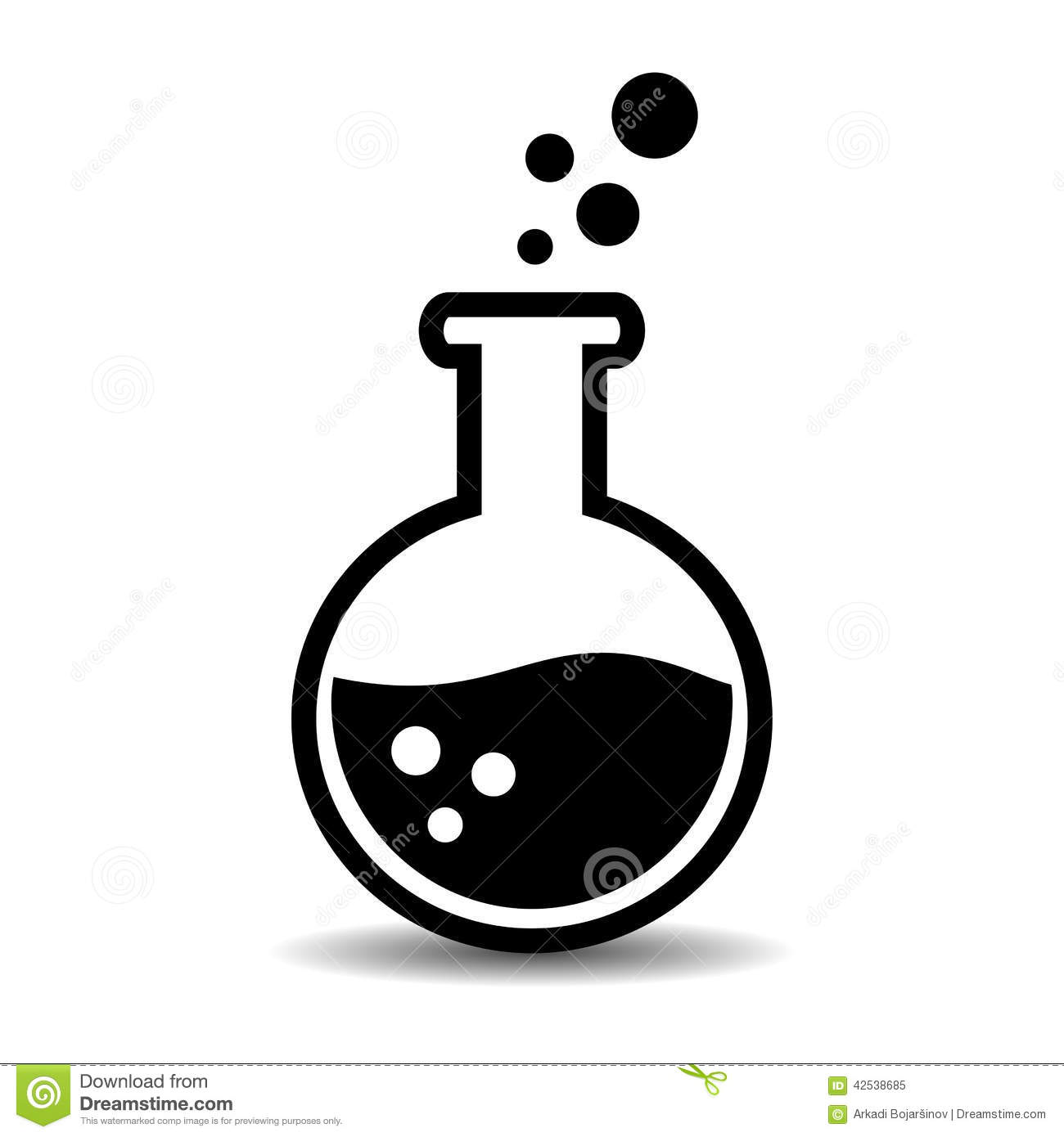flask icon stock vector image 42538685 Trapeze Cartoon trapeze clip art png