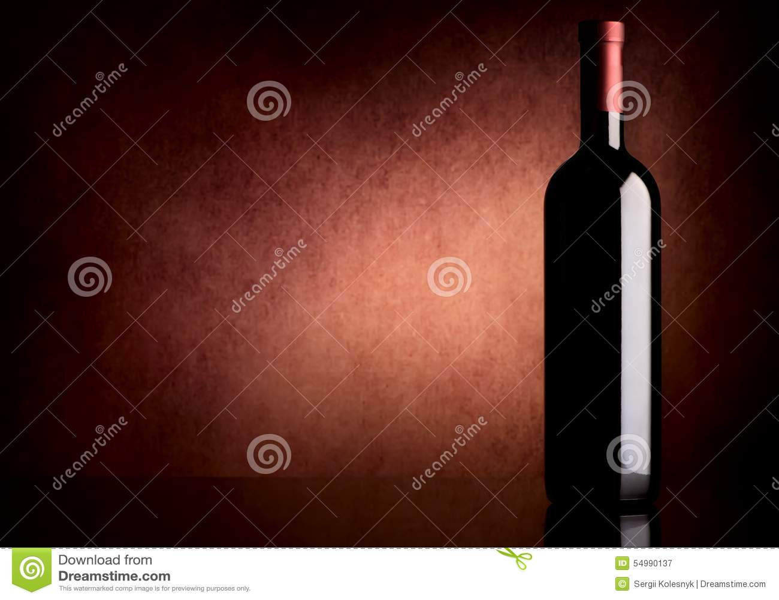 Flaska isolerad vit wine