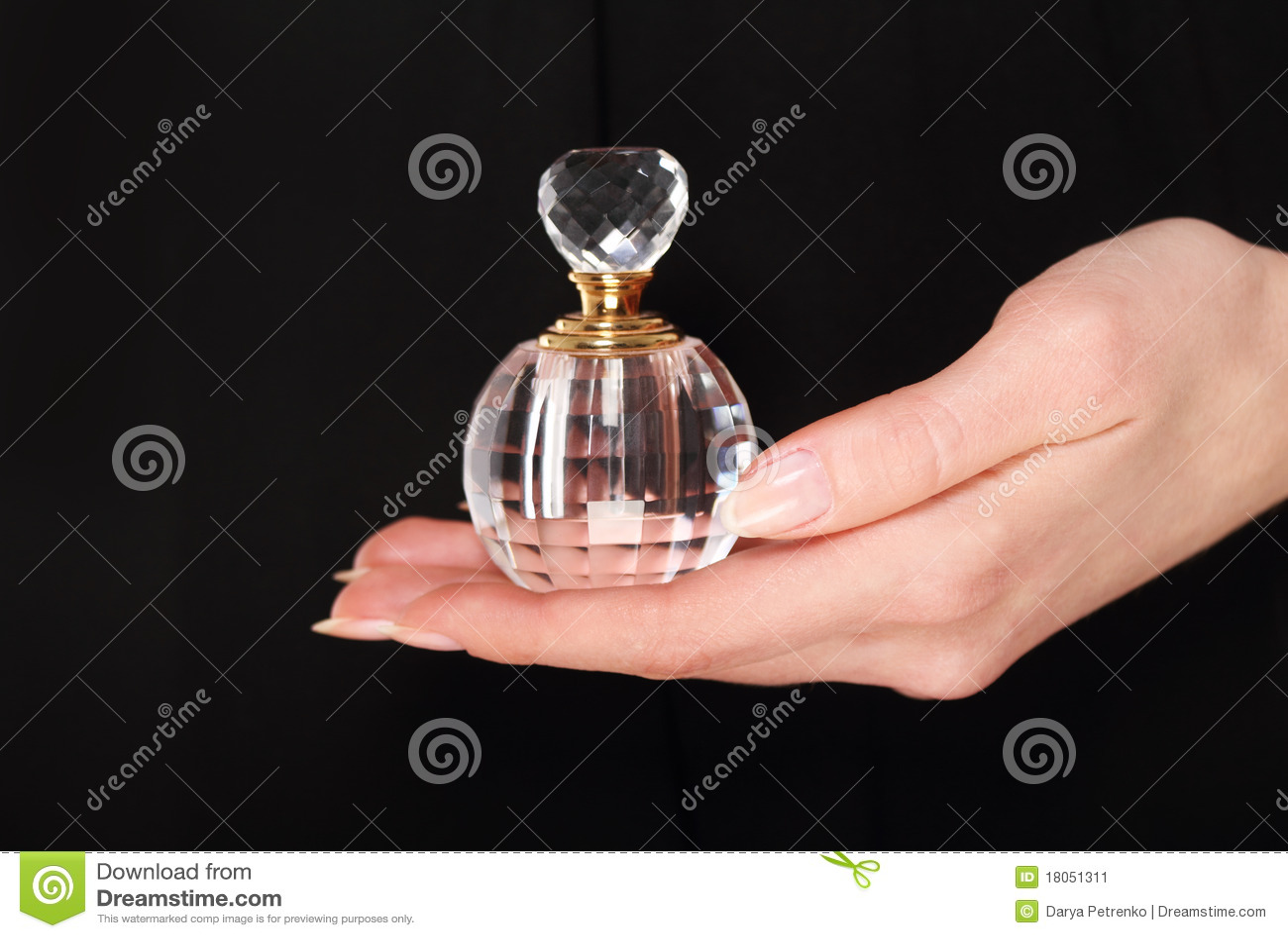 Flaskdofttappning