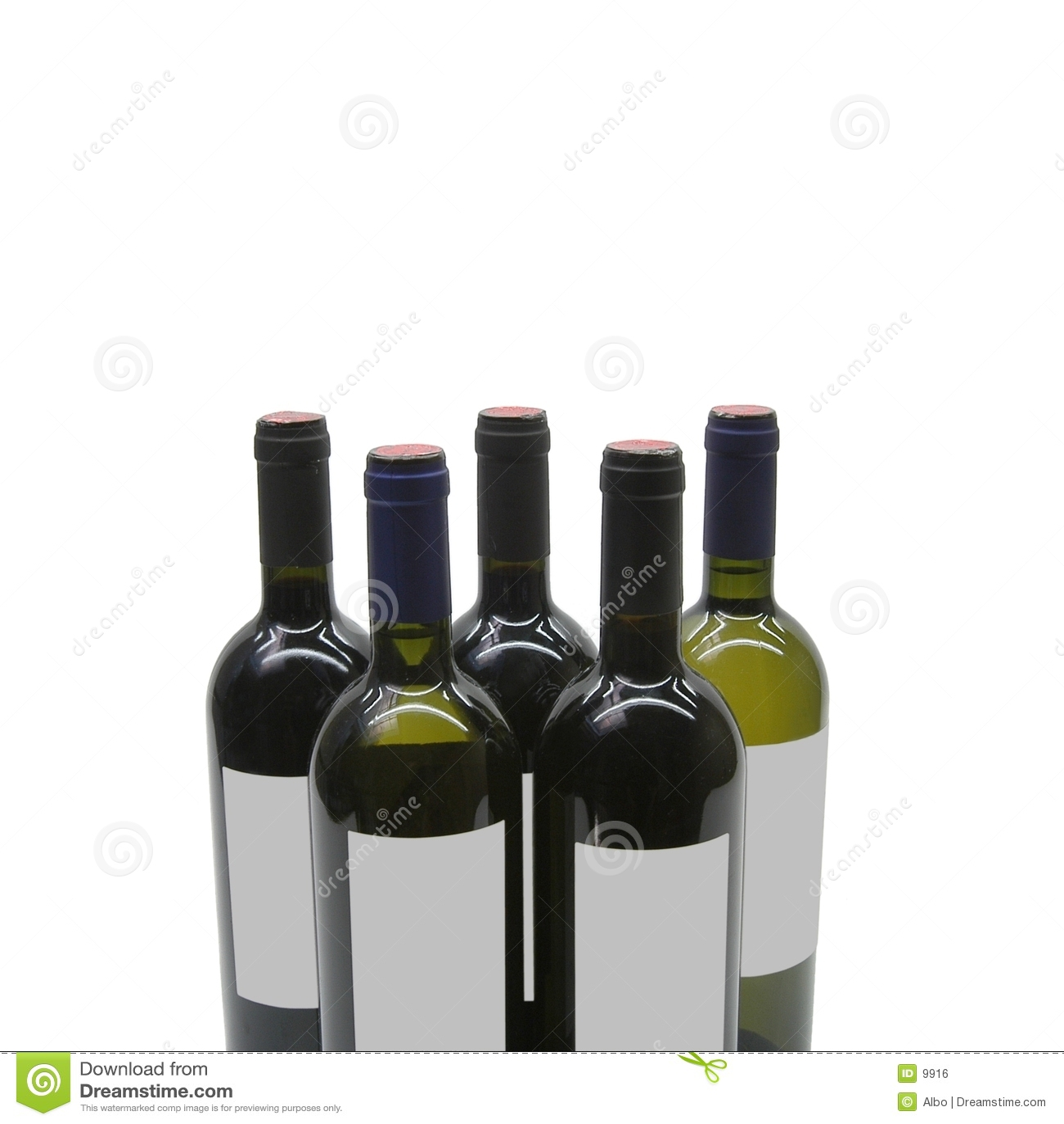 Flaskor fem