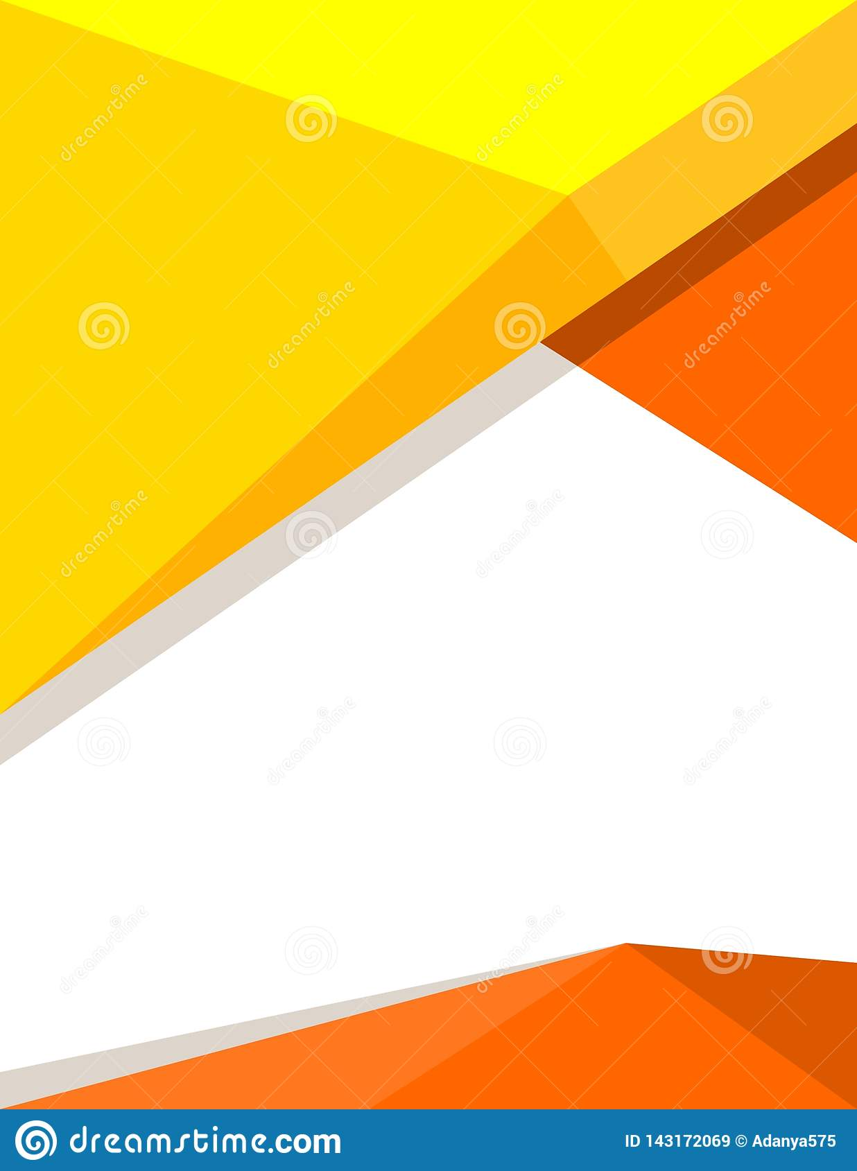 Flat Baground Abstract Simple Geometric
