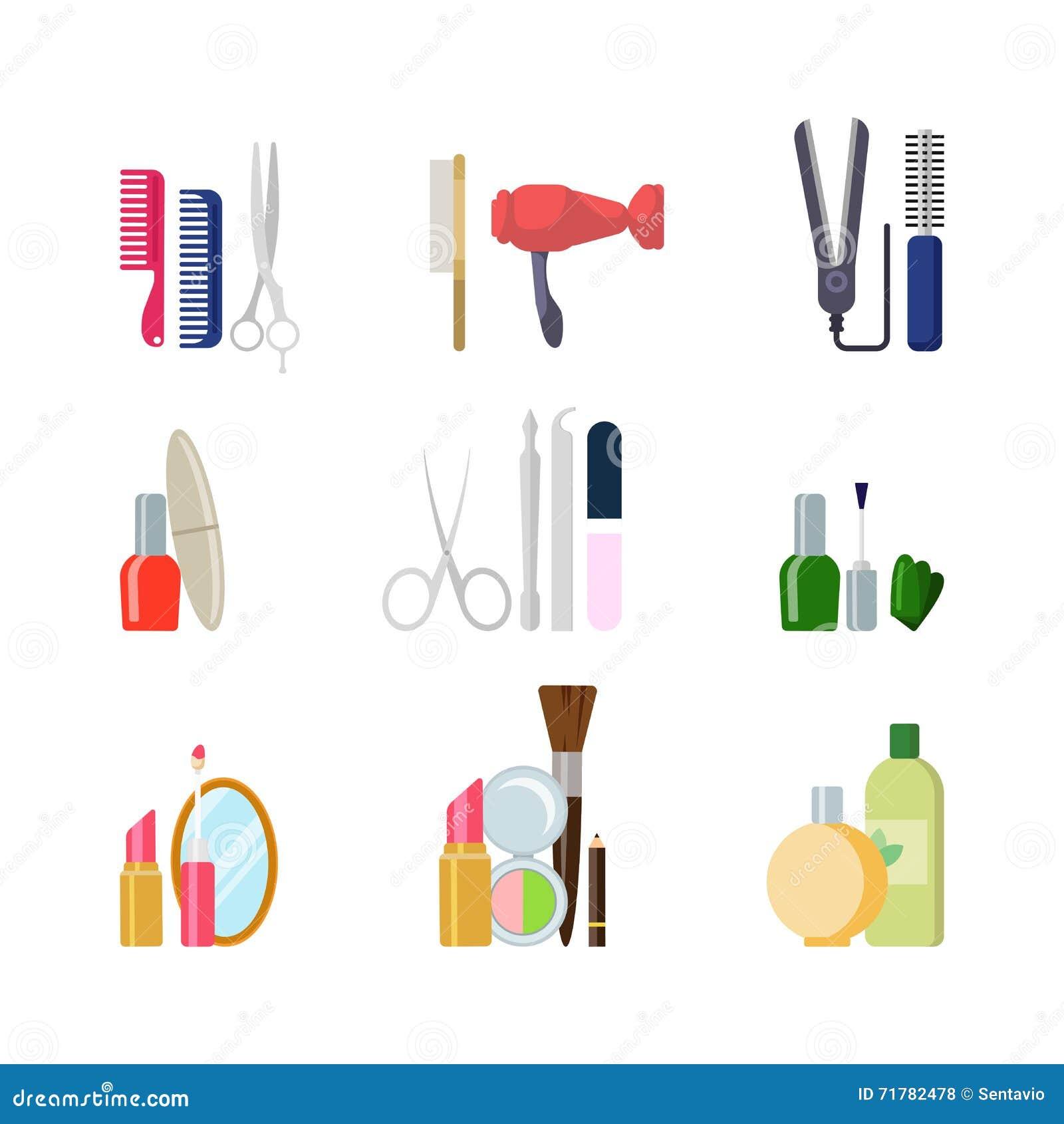 Concept Design Nail Salon