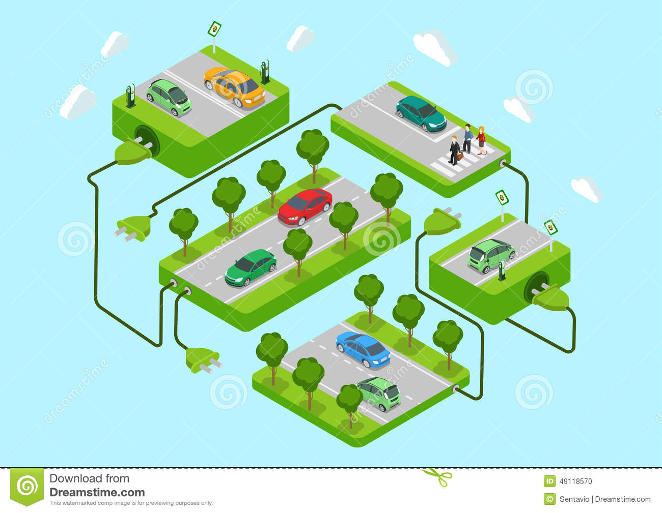 Are Electric Cars Renewable Energy