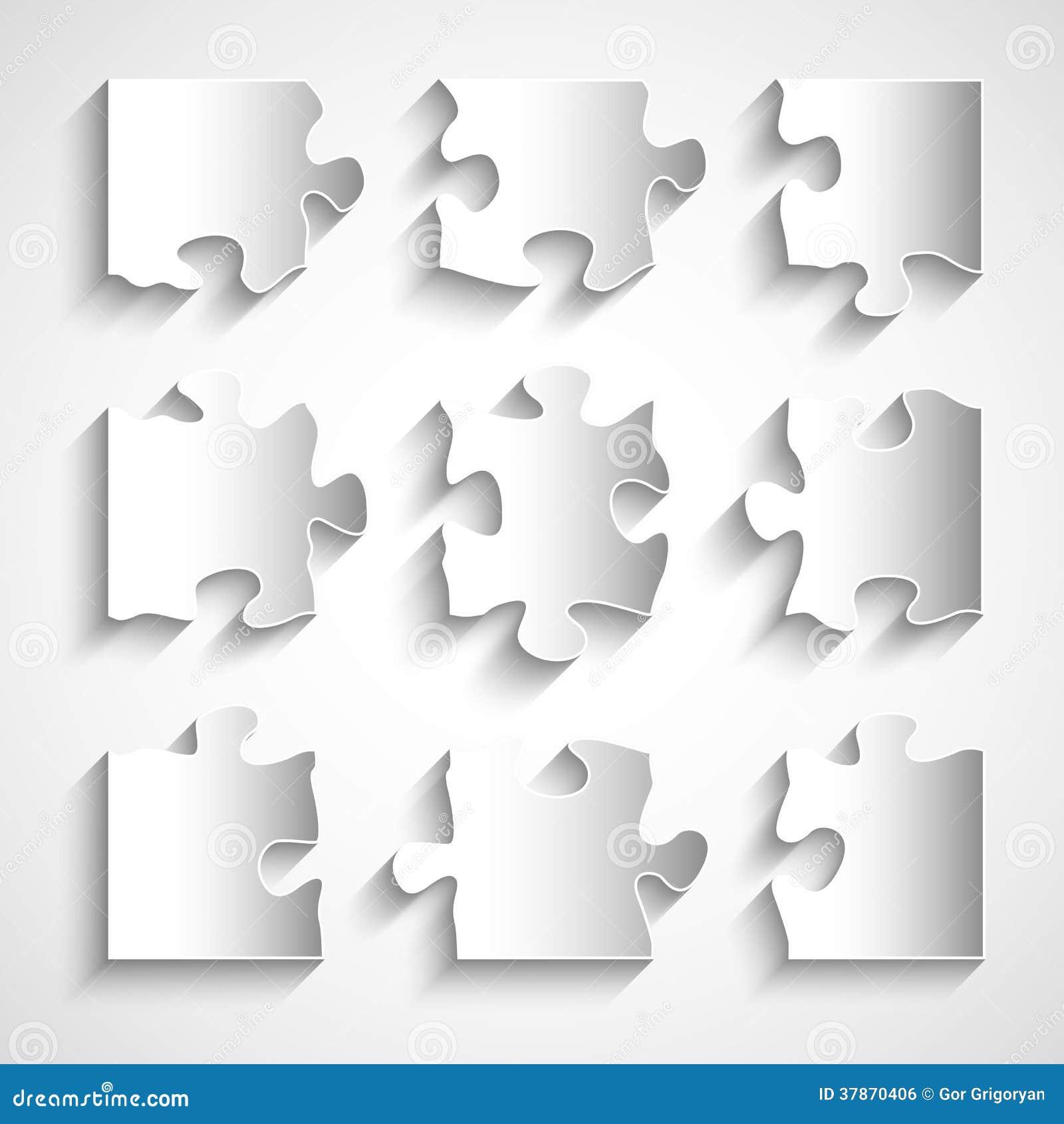 puzzle piece pattern - Vatoz.atozdevelopment.co