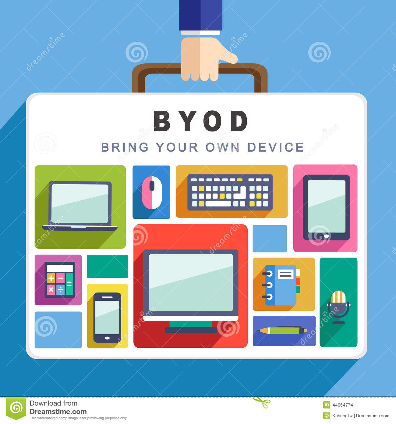 bring your own device Note: placing a device in supervision will result in the device being completely  reset all data and settings will be deleted if you restore the data.