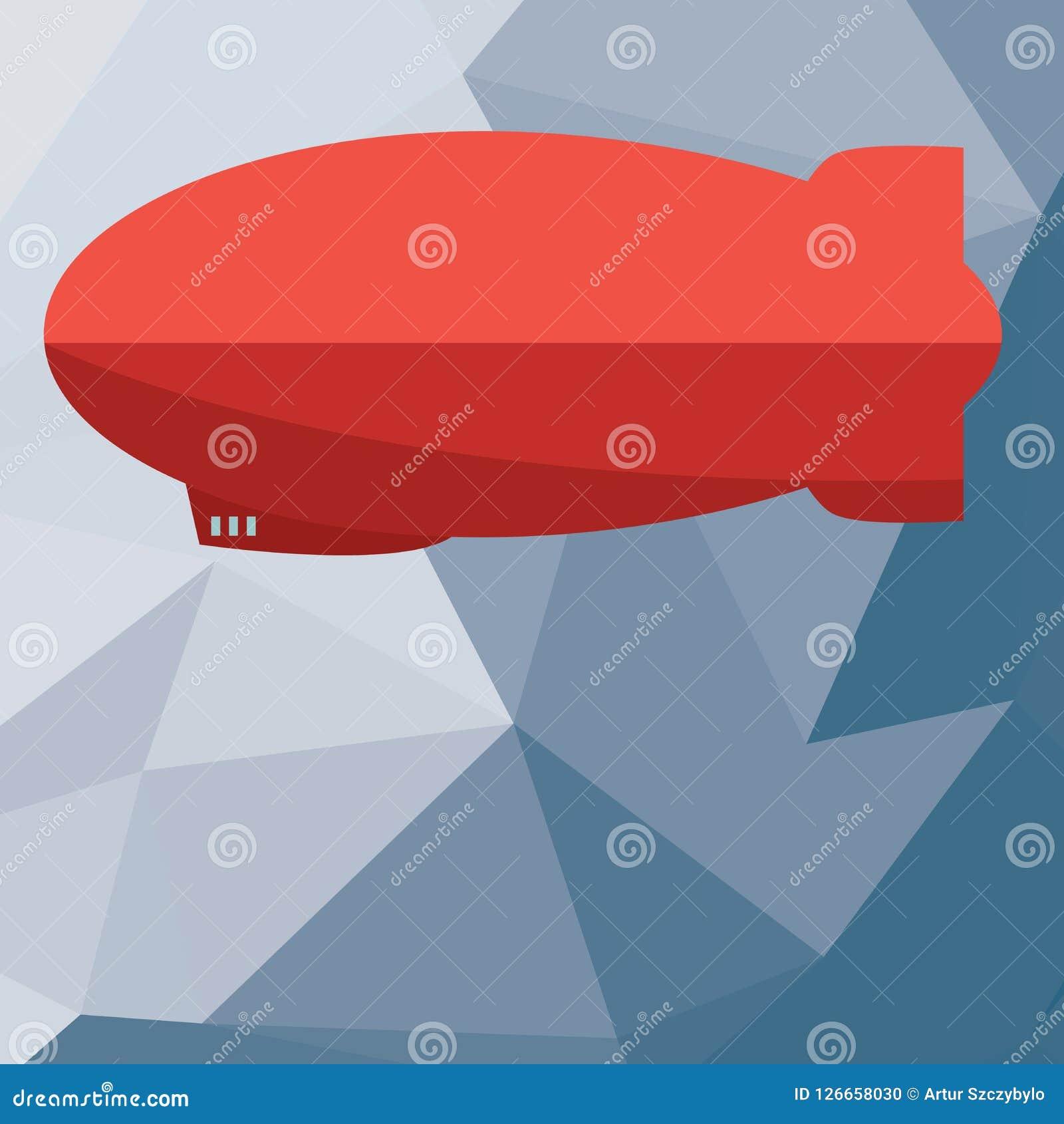 Flat Design Business Vector Illustration Concept Empty