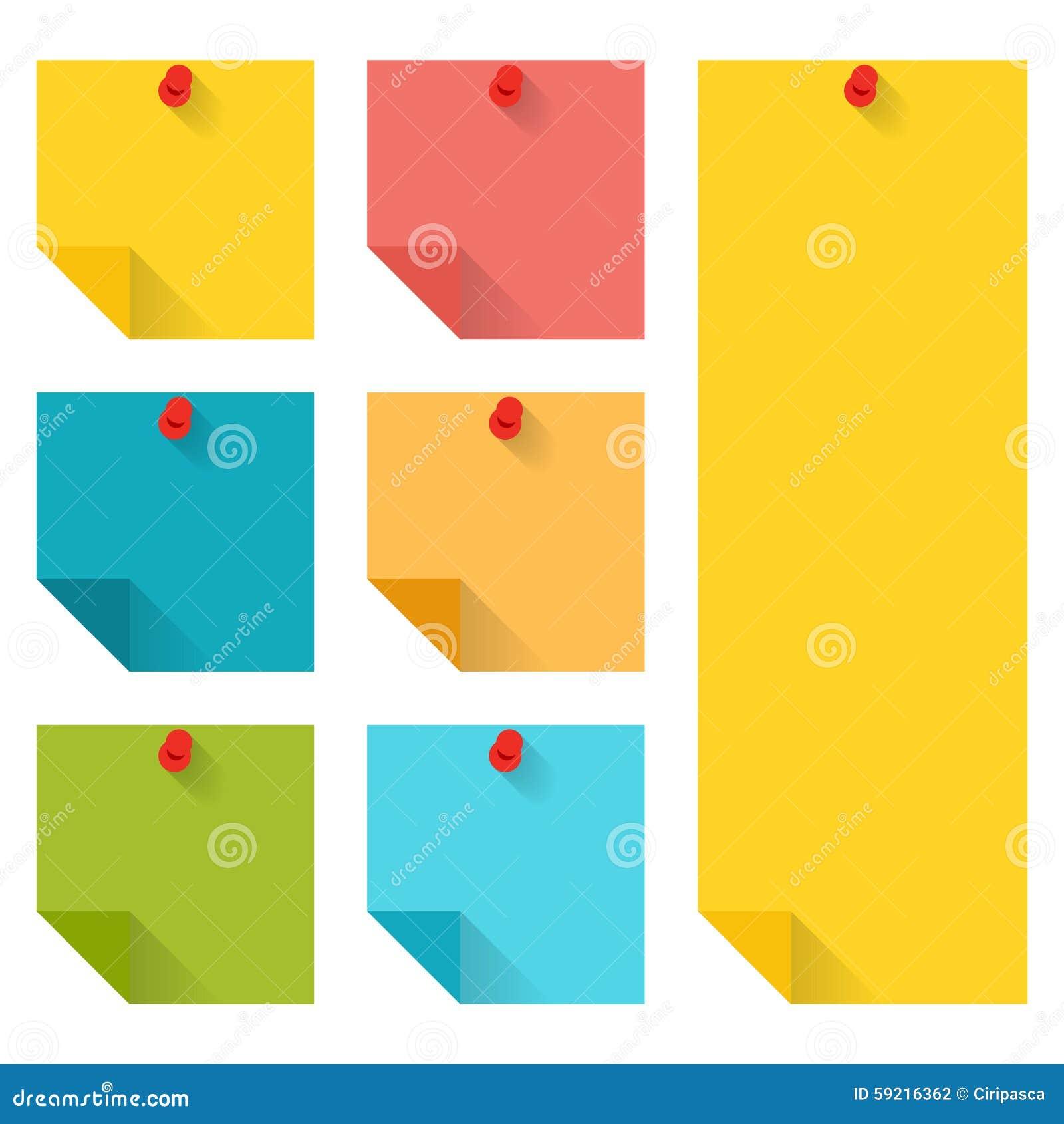 Sticky Note Applique Design   Sticky Note Design