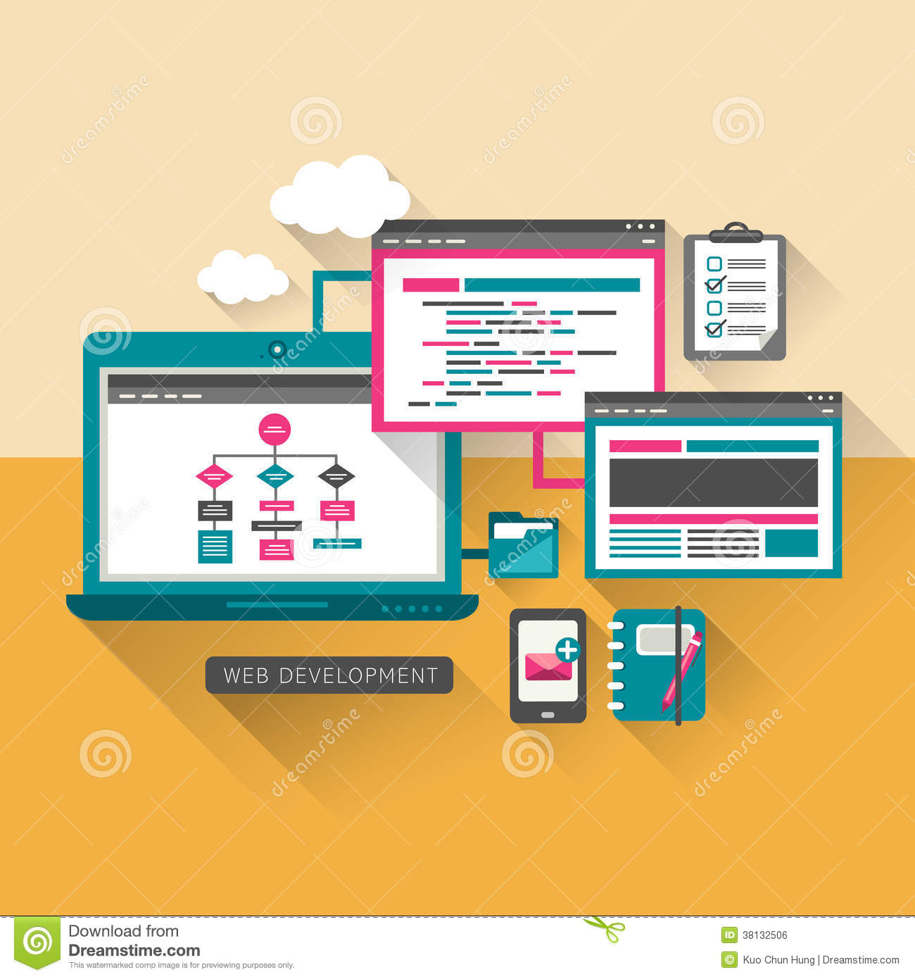 concept programing Programming concepts and skills supported in in the process of  creating interactive stories, games, and animations with scratch, young people.