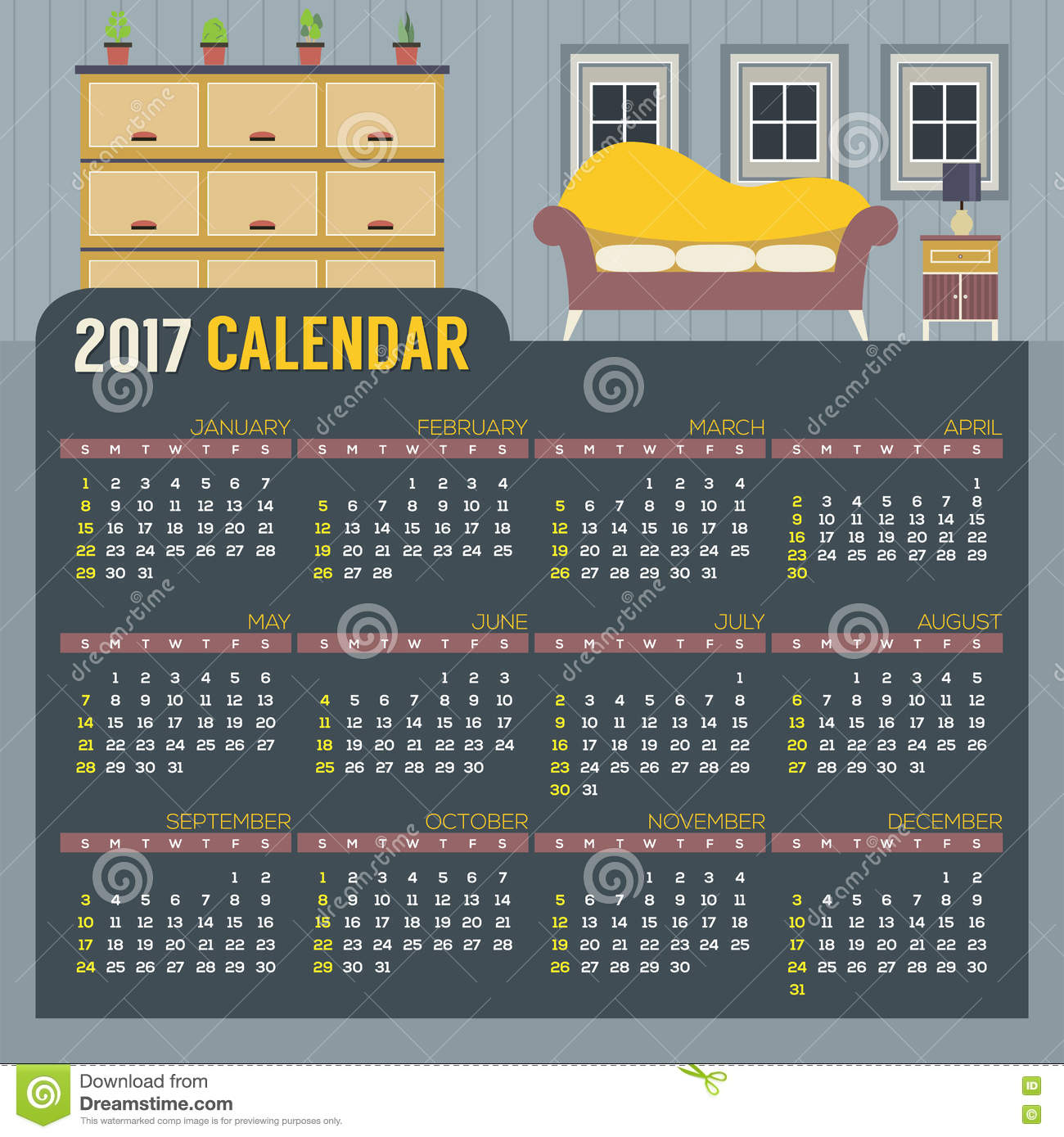 flat design living room 2017 printable calendar starts sofa organizer amazon sofa armrest organizer