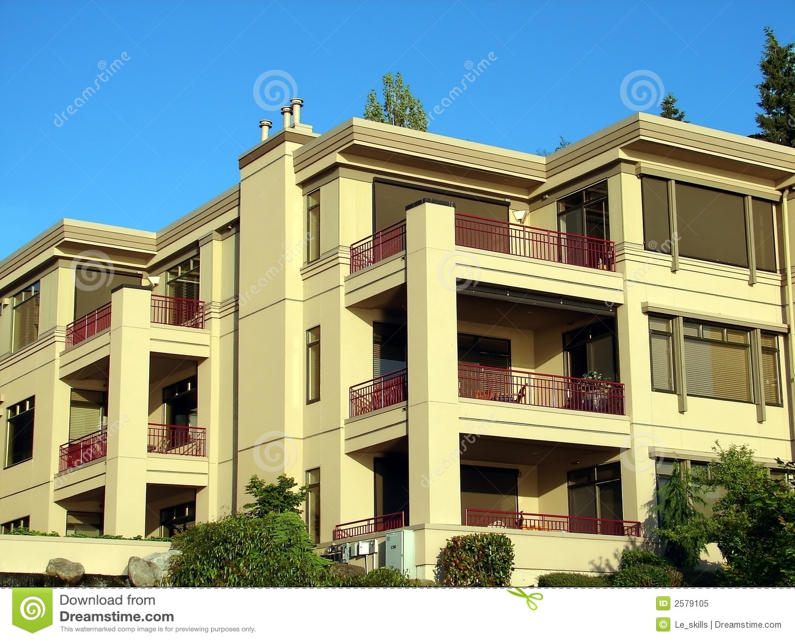 Flat/Flatgebouw