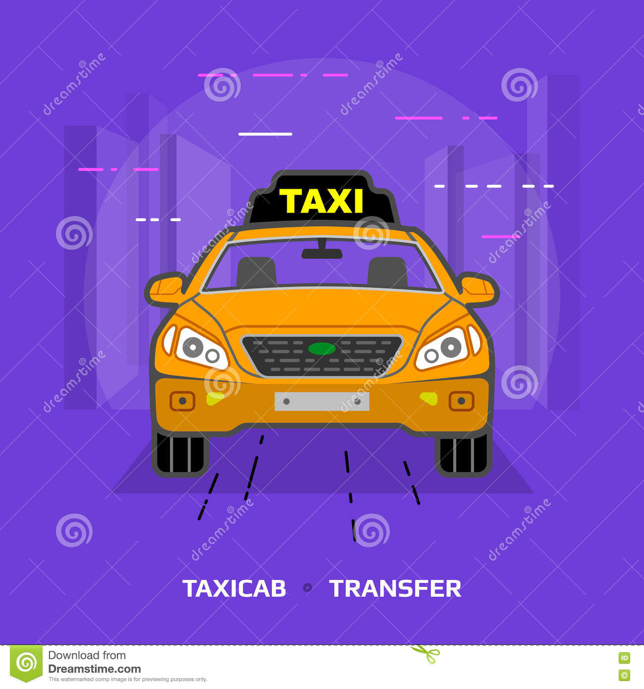 taxicab cartoons illustrations vector stock images 225 pictures to download from. Black Bedroom Furniture Sets. Home Design Ideas