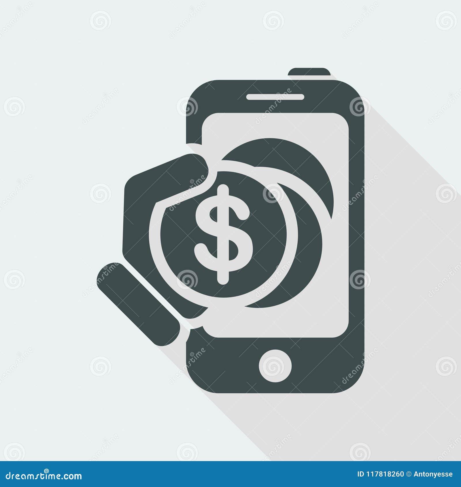 Phone Tariff Plan Stock Vector Illustration Of Phone