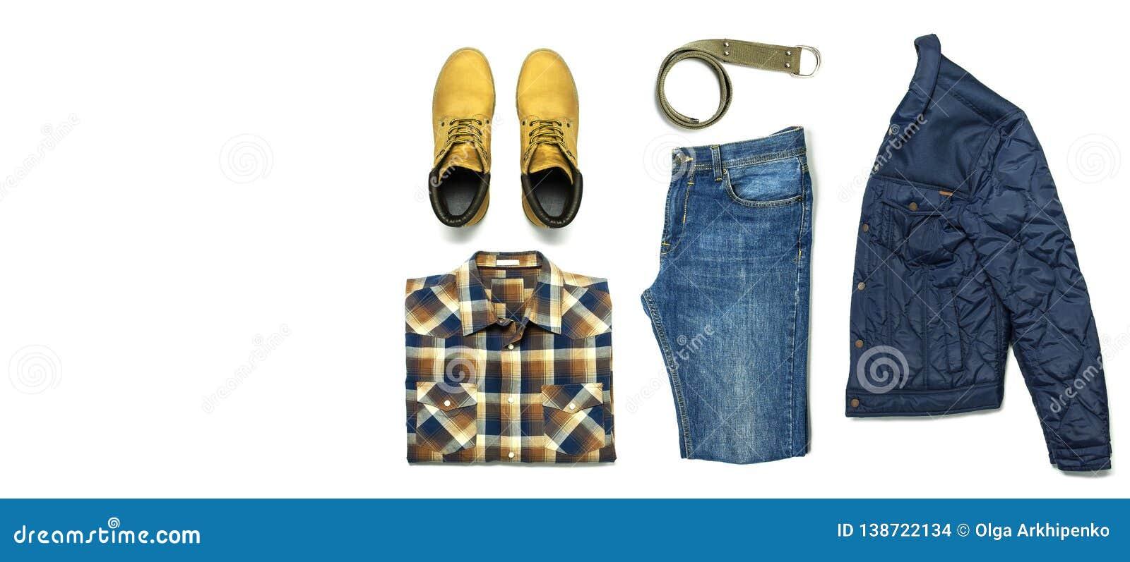 45e9c33e2b Flat Lay Set Men`s Casual Clothing