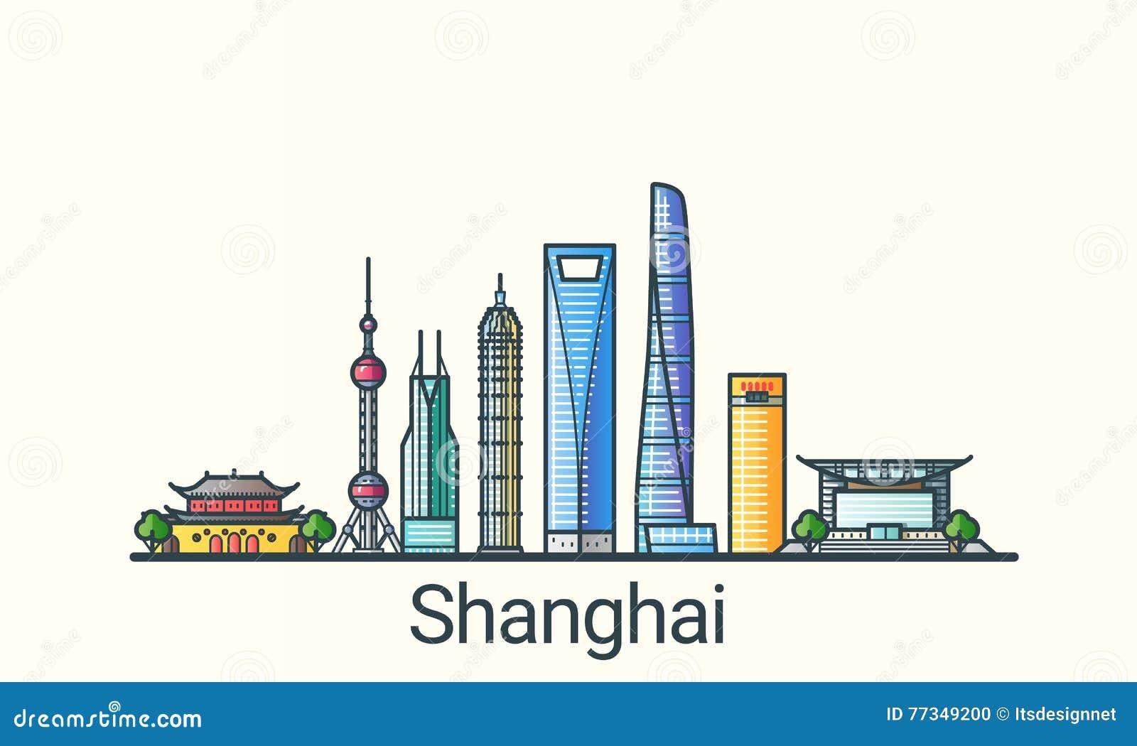 Shanghai Cartoons Illustrations Amp Vector Stock Images