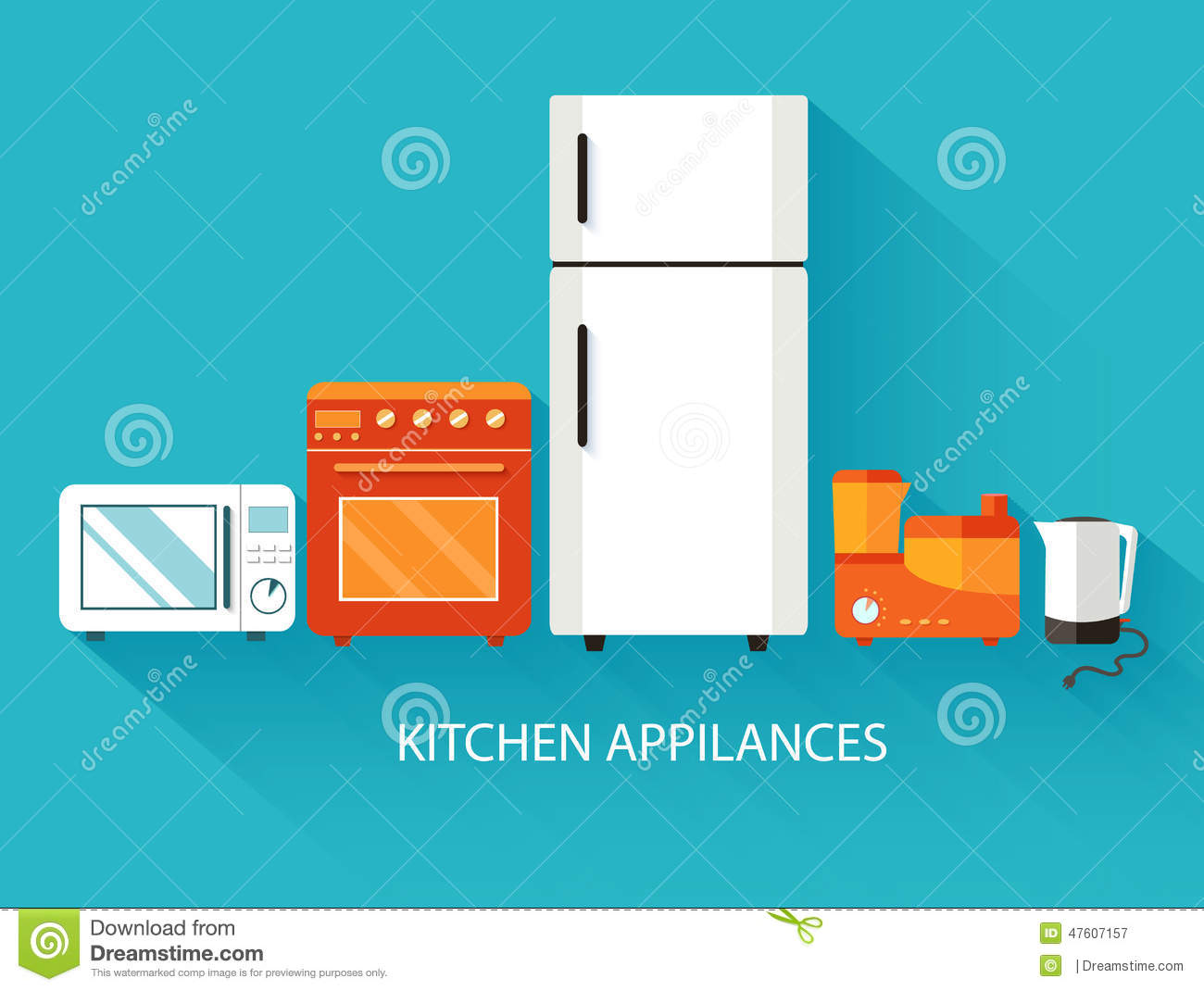 Home Appliances Kitchen Equipment Domestic Electric Tool Technology Household Laundry And