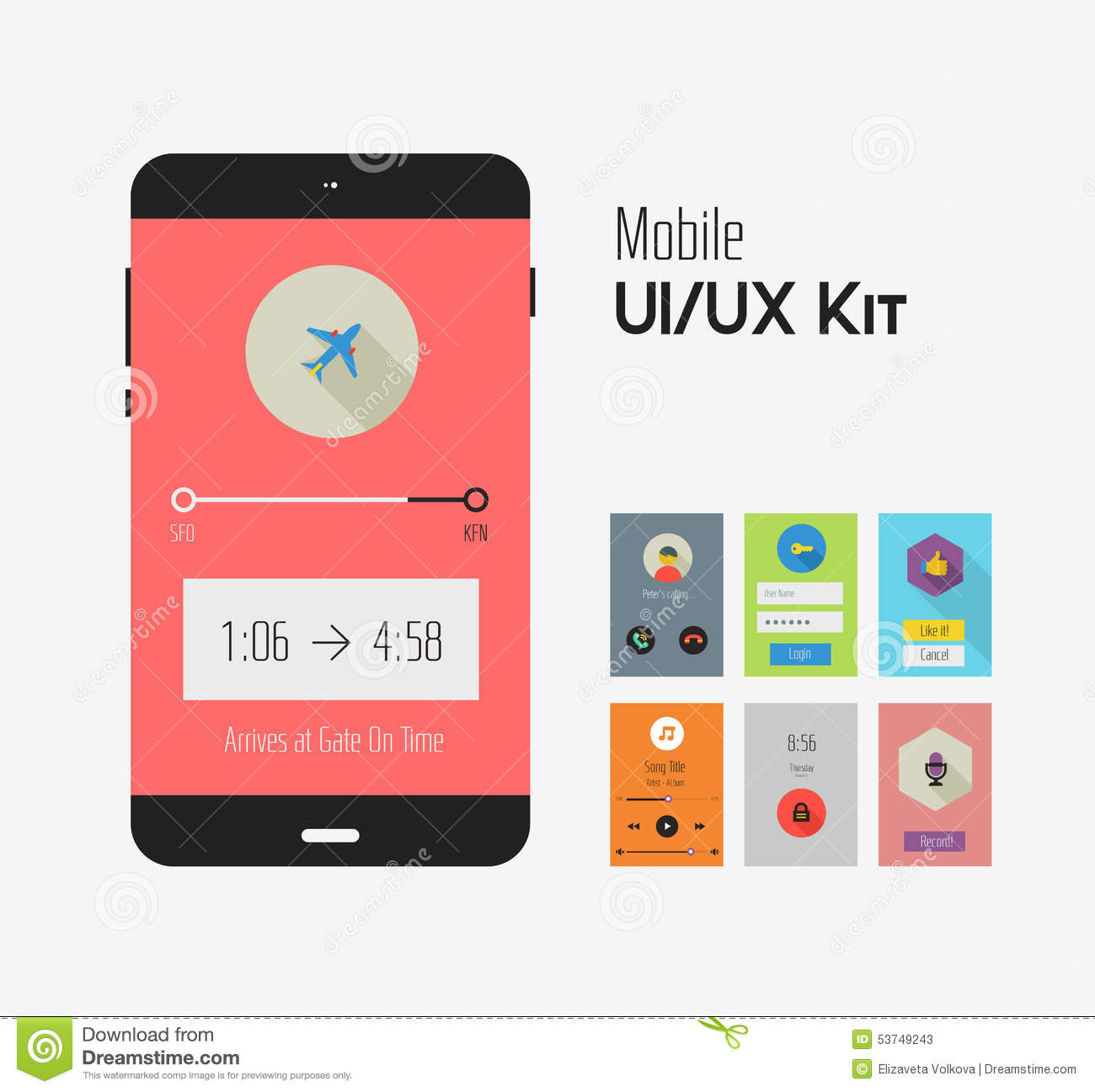 ui mobile apps