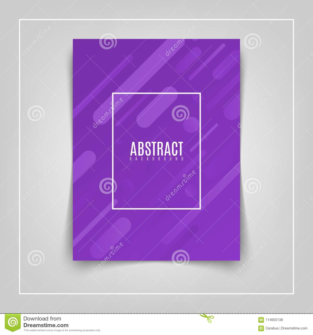 flat ultra violet dynamic design applicable for covers placards