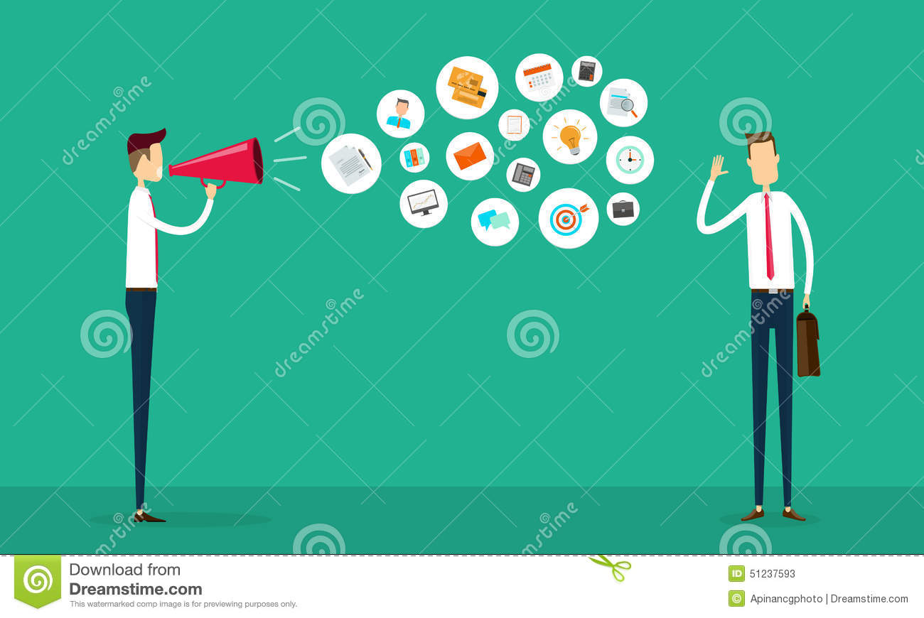 Free Online Architecture Design Flat Vector Business Communication And Connection Concept