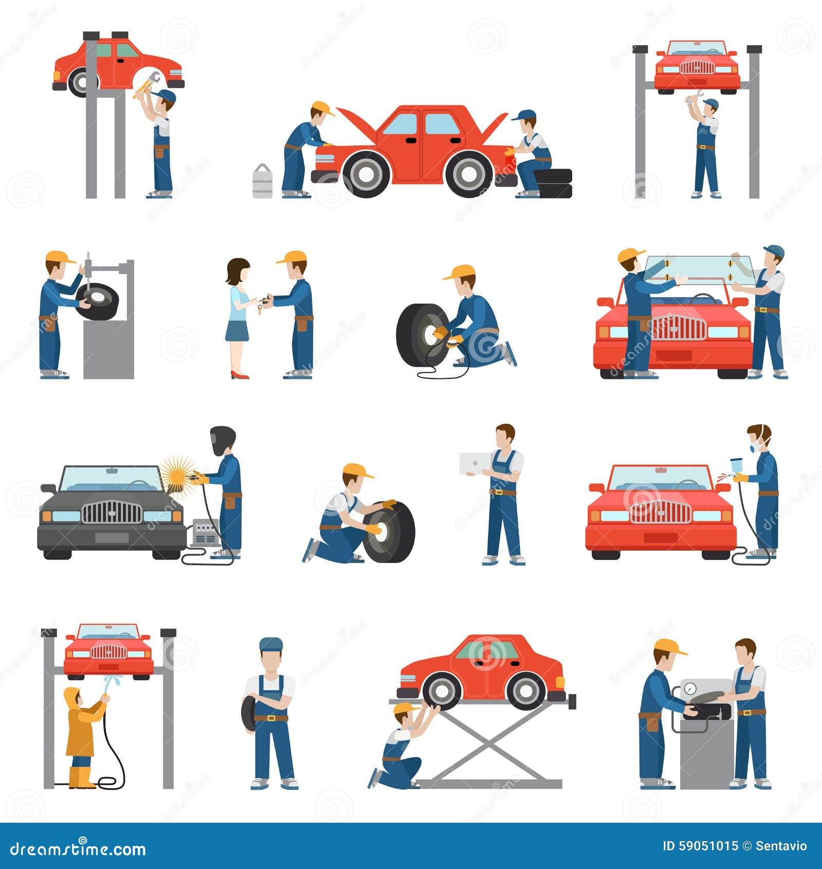 Welding Repairs On Car