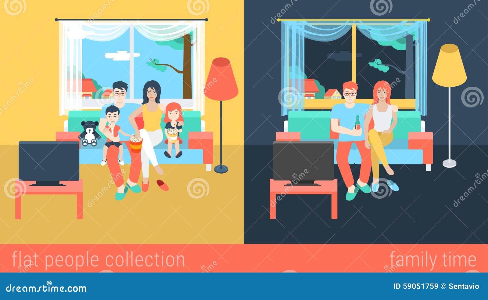 Pin Couple Watching Vector Clip Art Ajilbabcom Portal On Pinterest