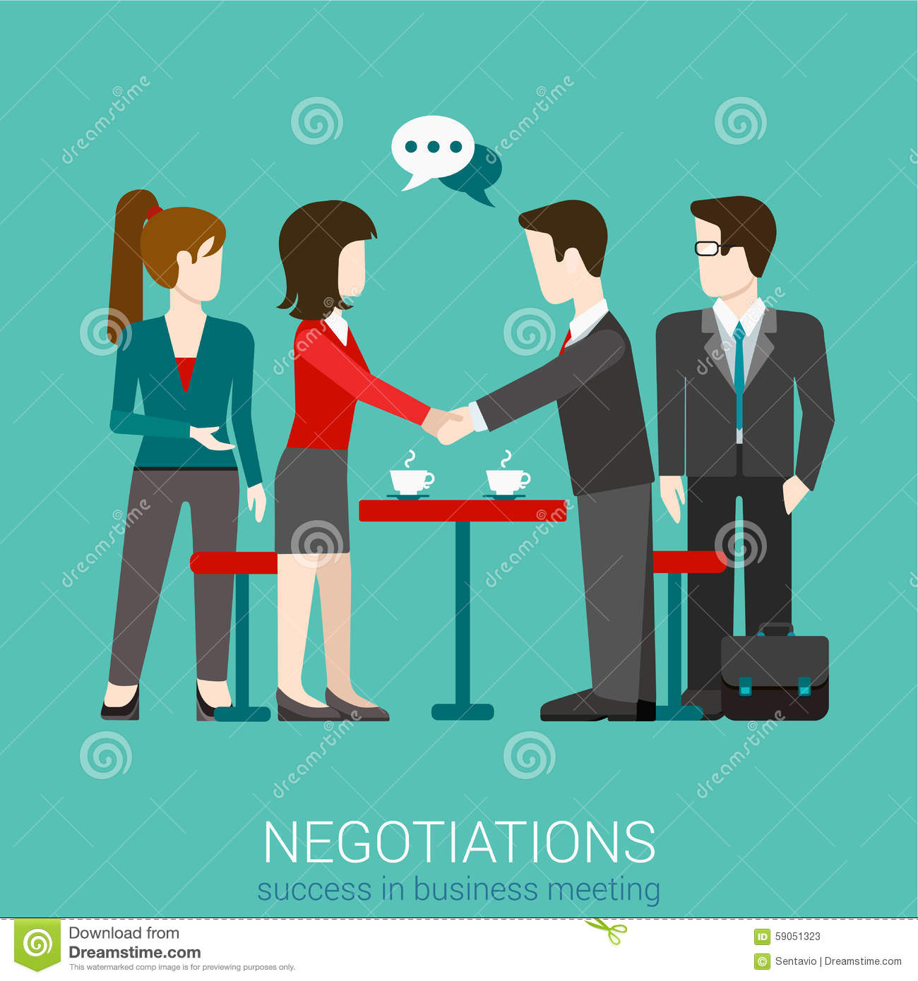 how to succeed in business negotiation Assess your staff members' negotiation skills allow only the suitably skilled to participate in negotiations on the company's behalf it's just a matter of optimum utilization of resources simple though it is, you may be astonished at the results 5 implement the win-win concept in your business – and be a winner yourself.