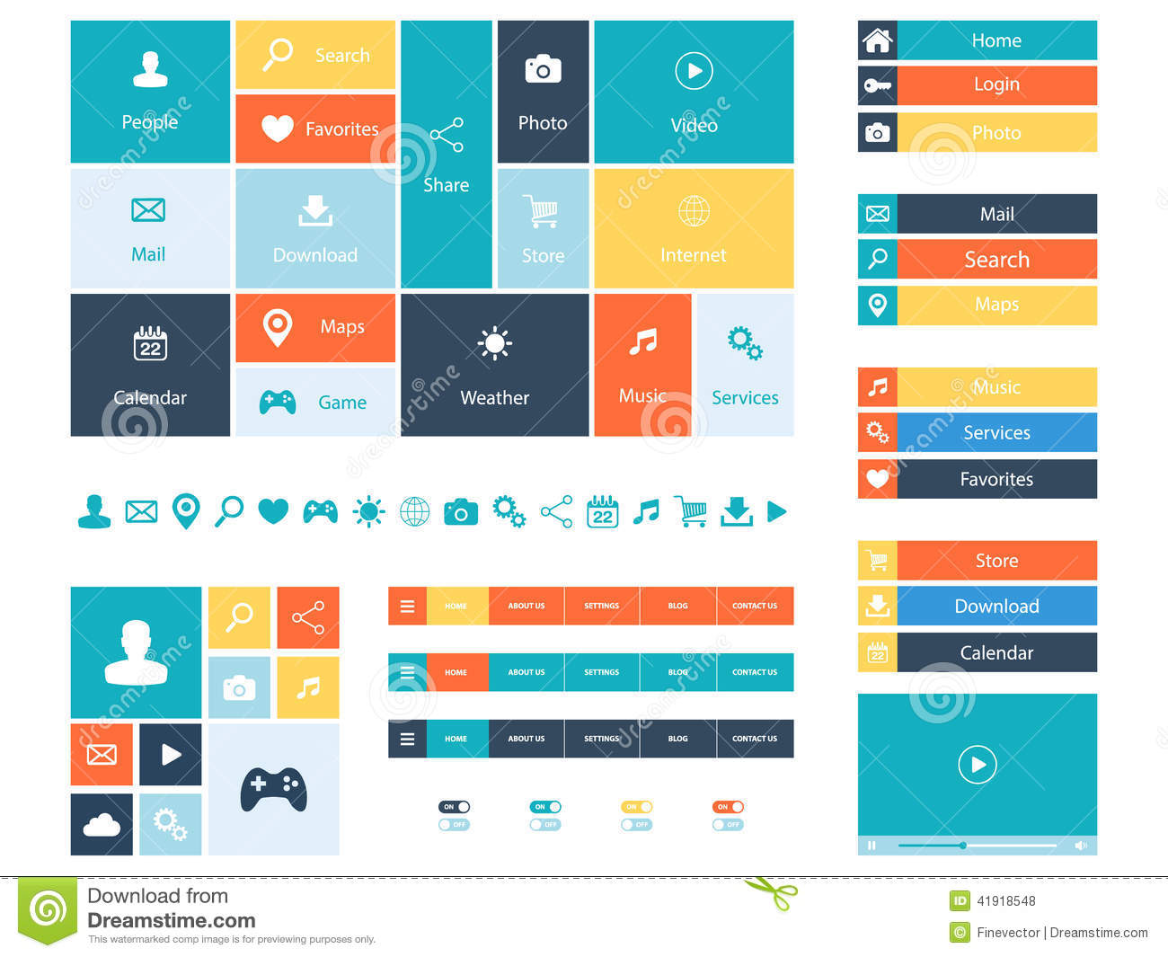 flat-web-design-elements-buttons-icons-templates-website-41918548.jpg
