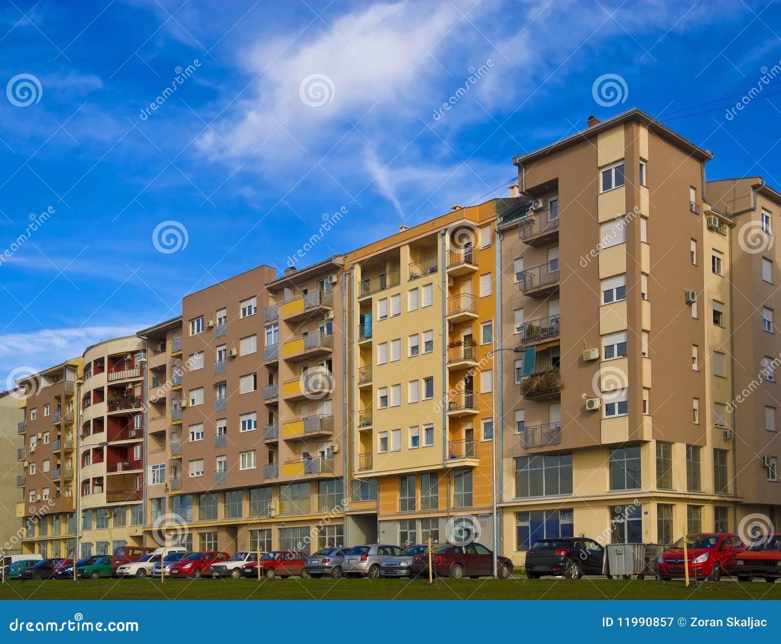 Flatgebouw